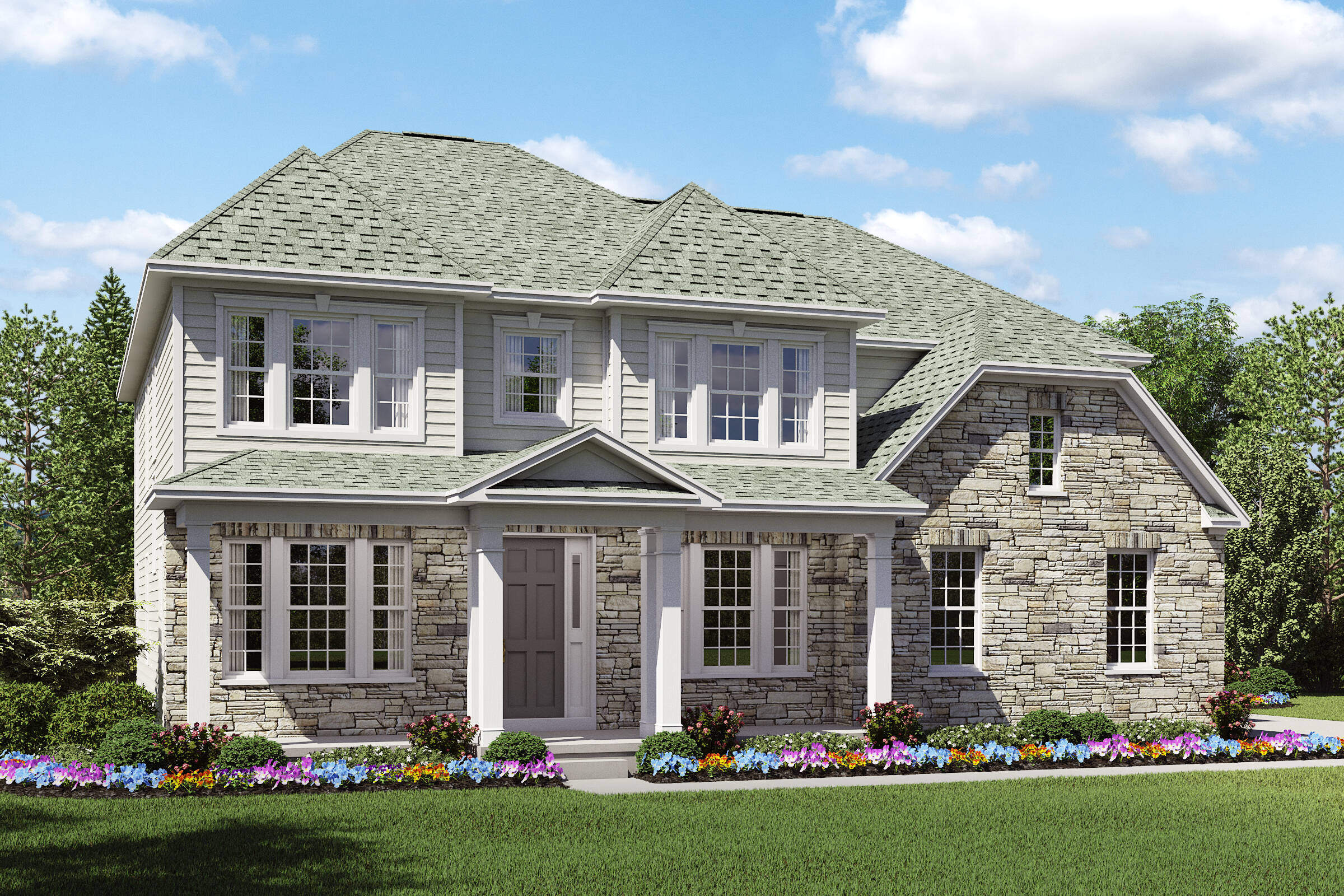 Beaumont JT SL new home designs cleveland