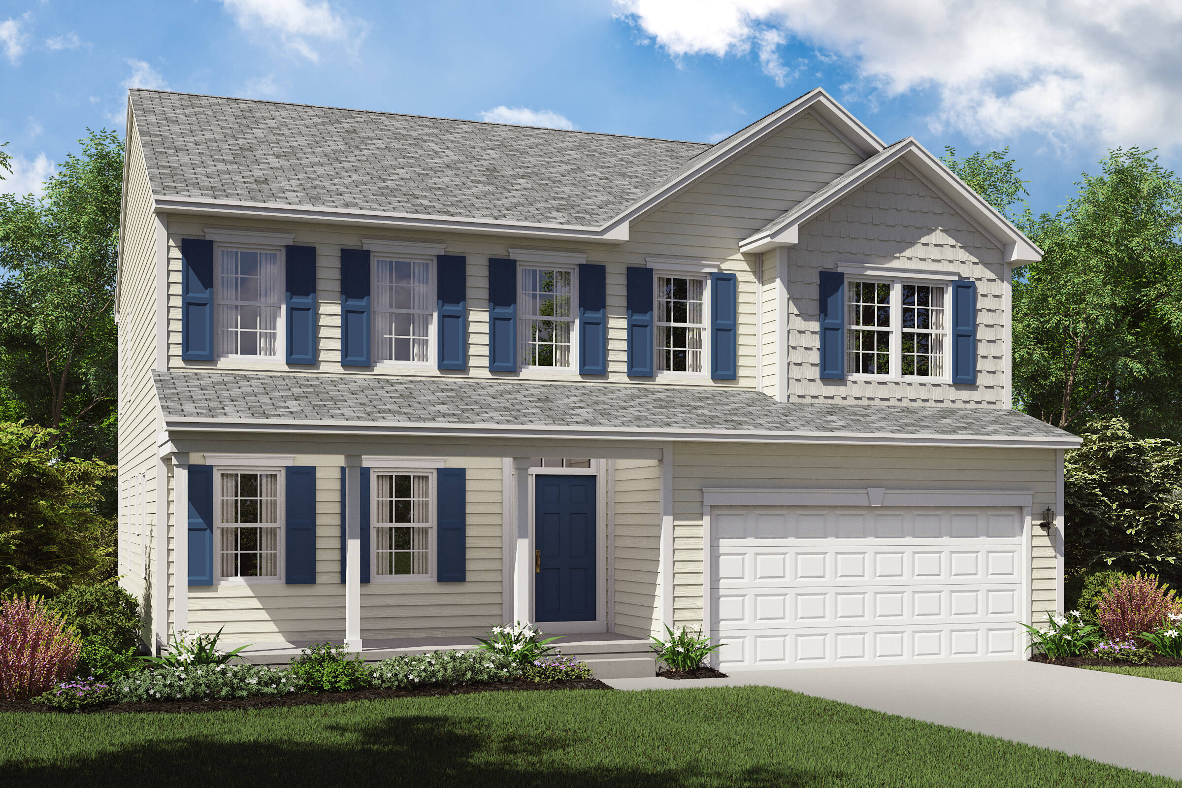 upscale new home design brantwood tallmadge ohio