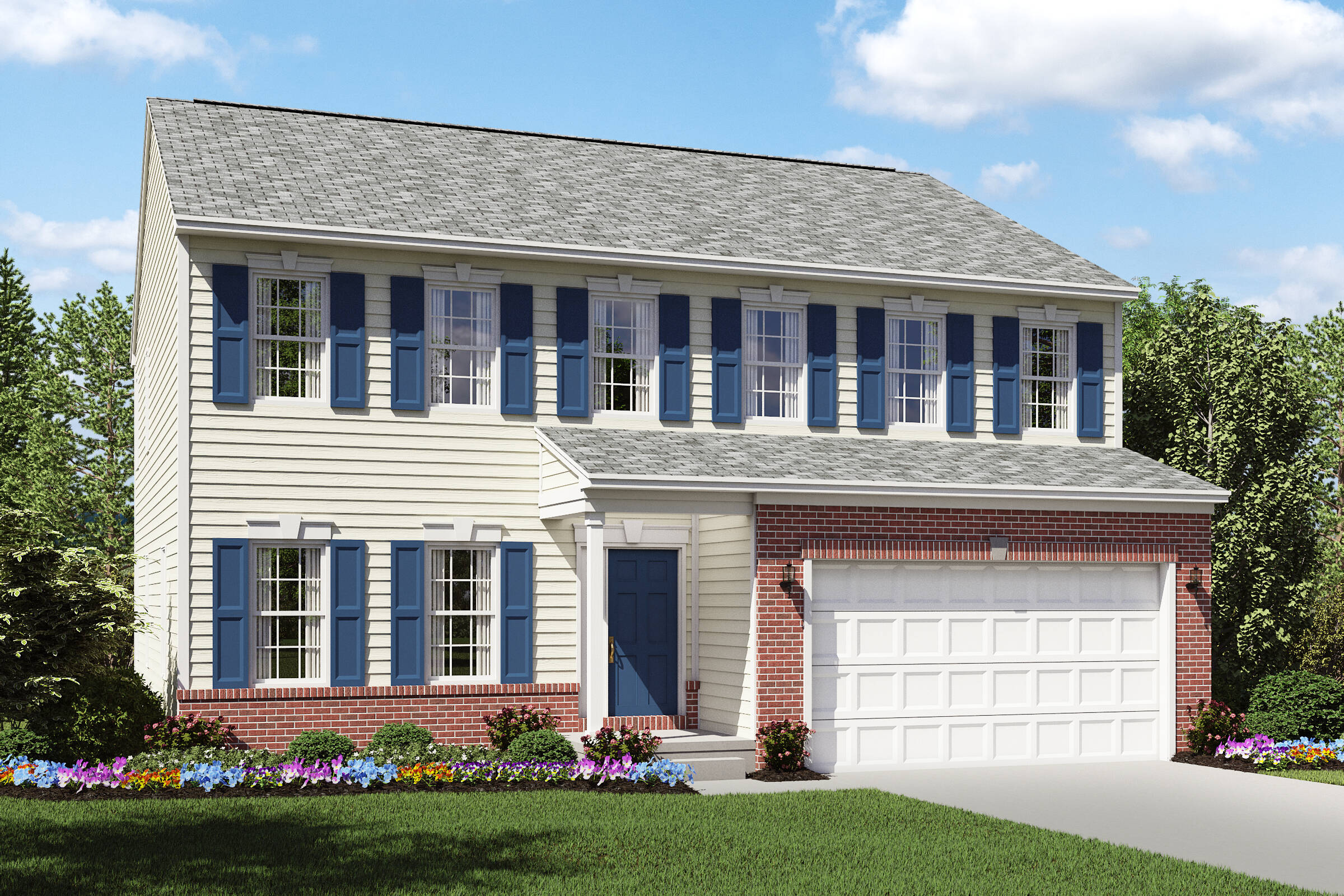 brantwood ab two story homes for sale cleveland