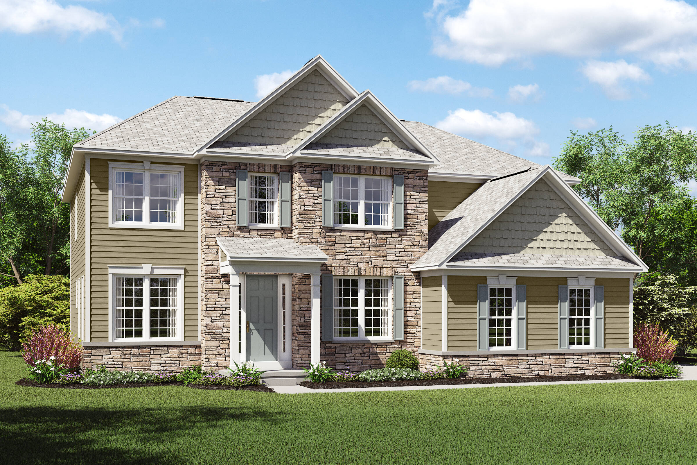 dover m2t SL new homes cleveland ohio