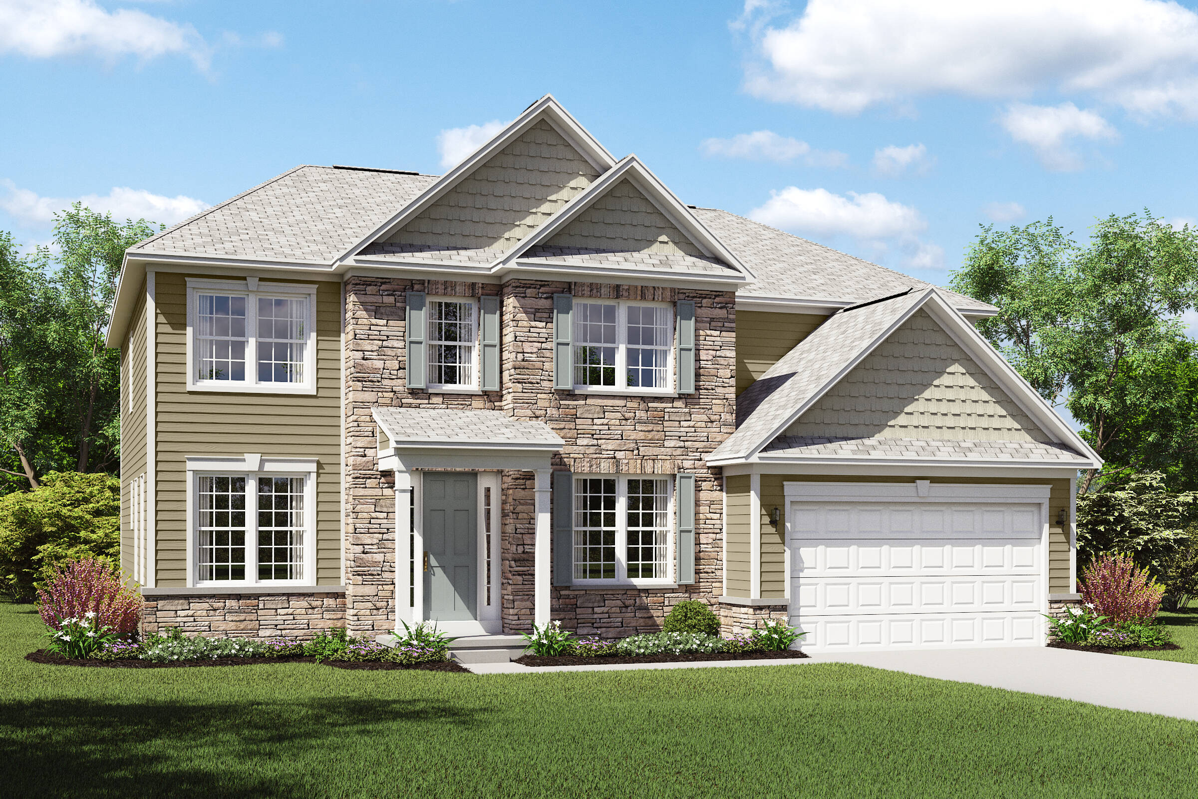 dover m2T new homes greater cleveland