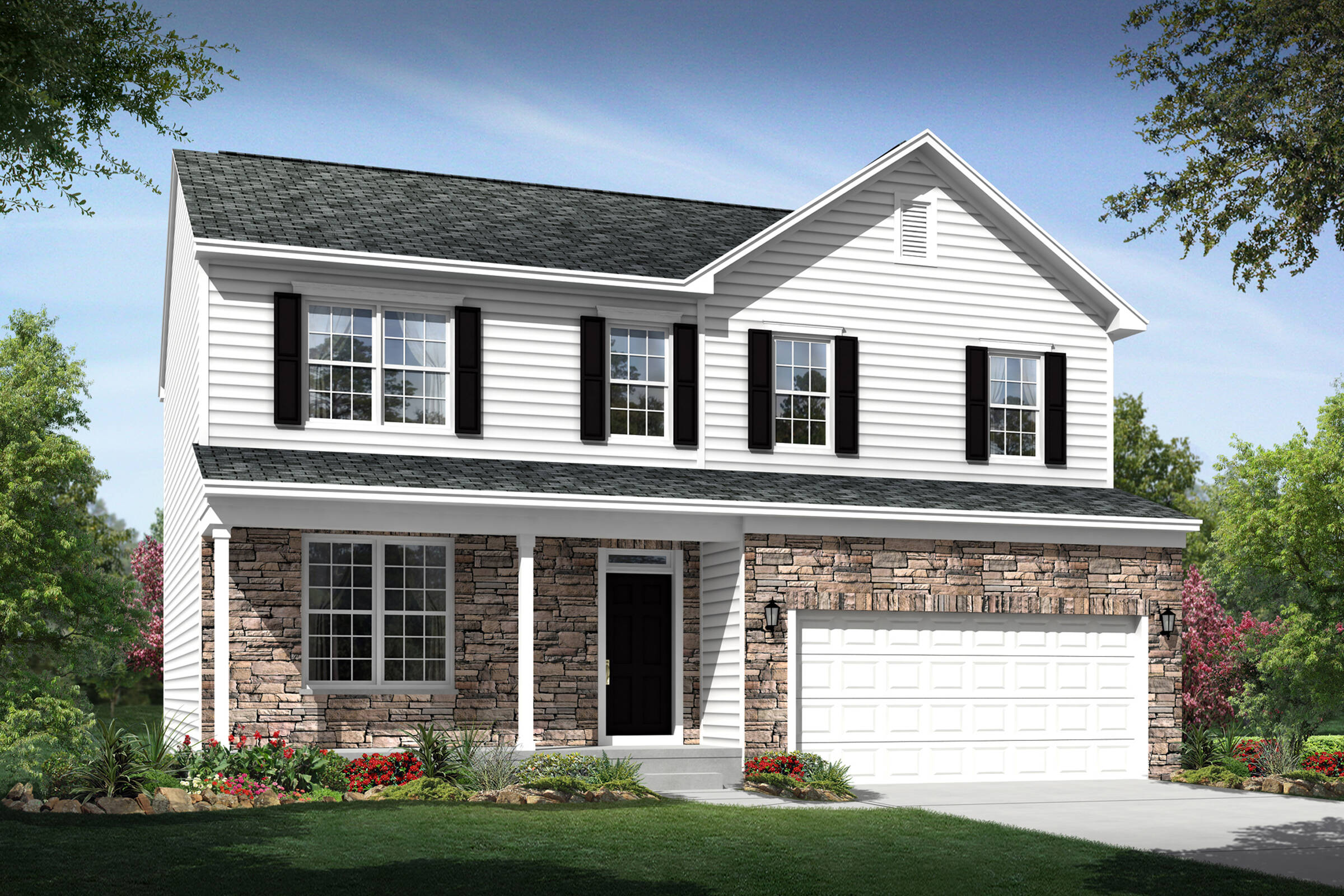 hanover c stone k hovnanian new homes cleveland