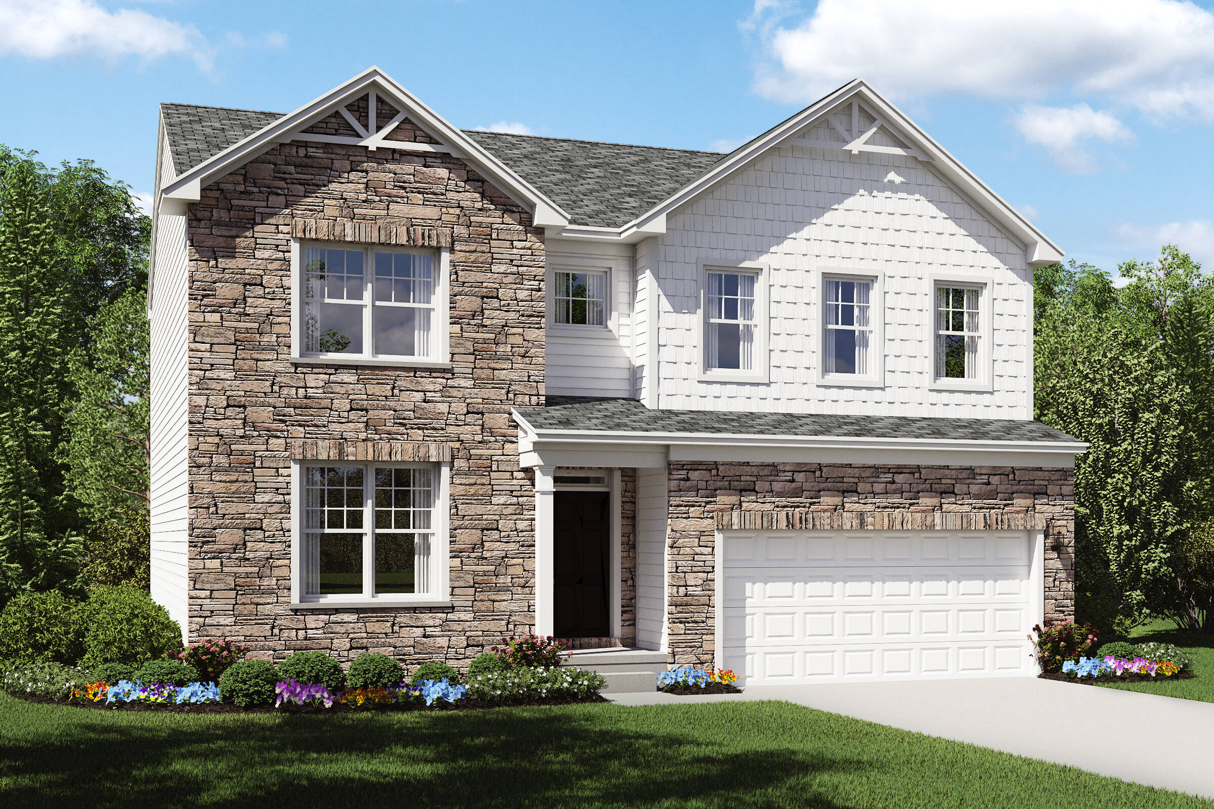 hanover d stone new homes northeast ohio