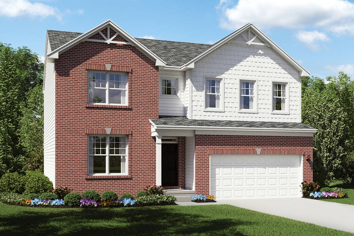 Herrington place new homes in reminderville oh for House plans ohio
