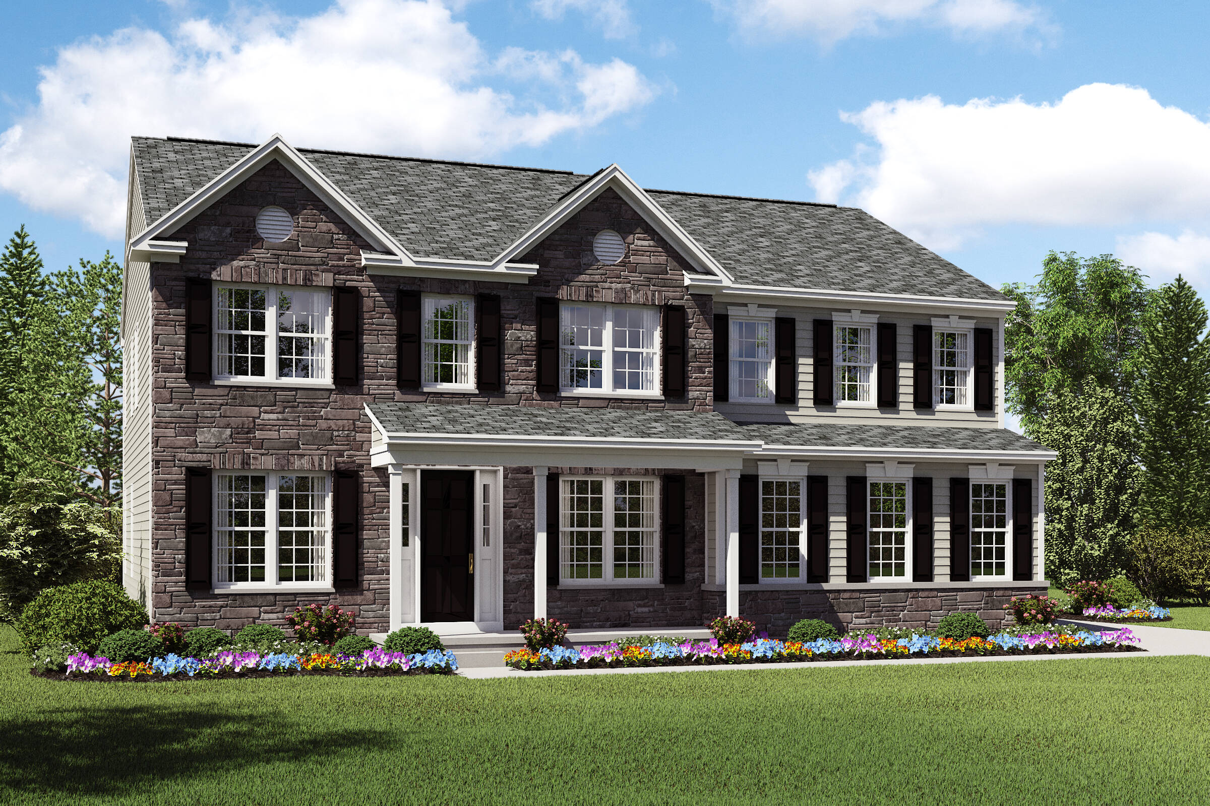 jasper C2T SL new two story homes cleveland