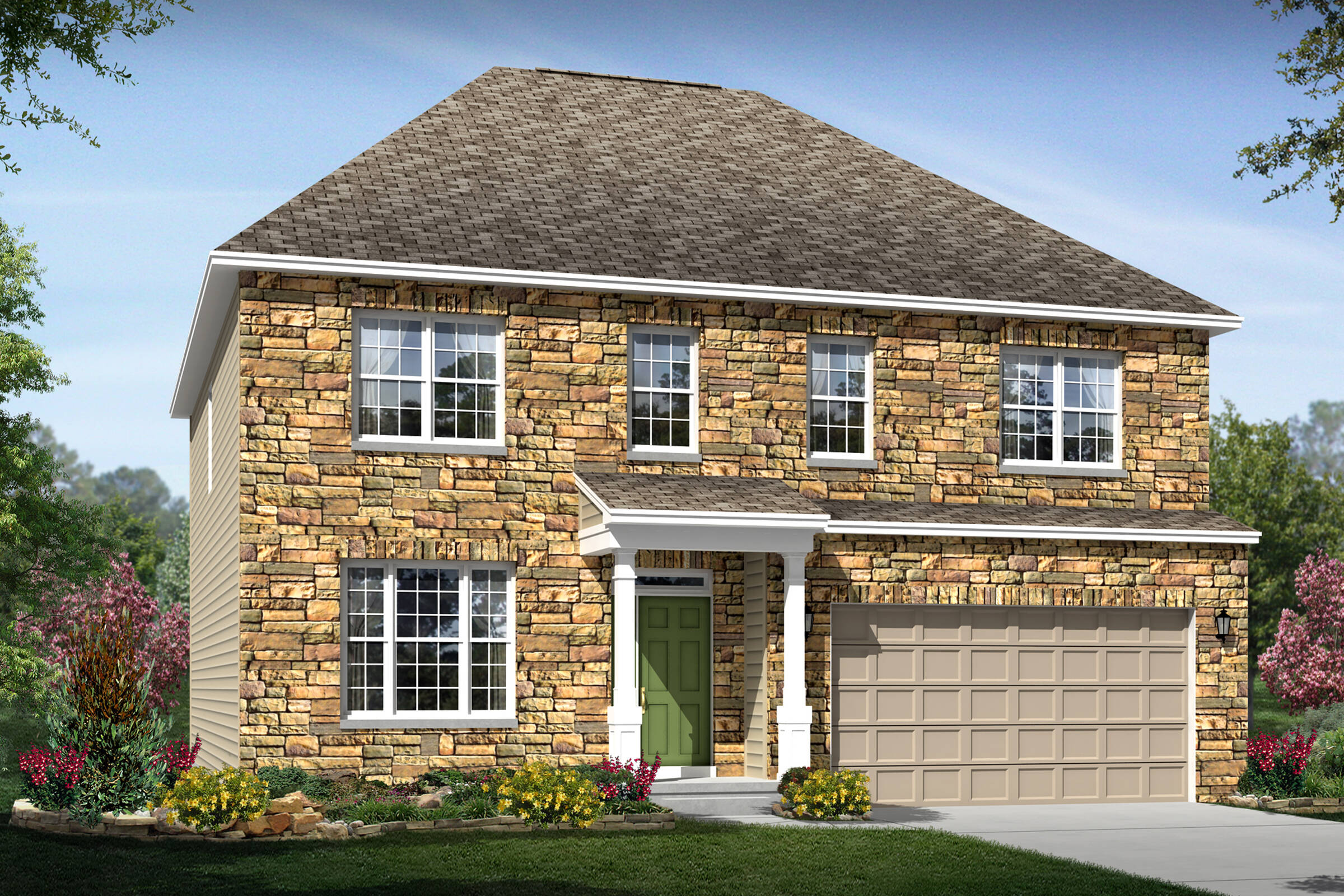 lexington f stone new homes cleveland