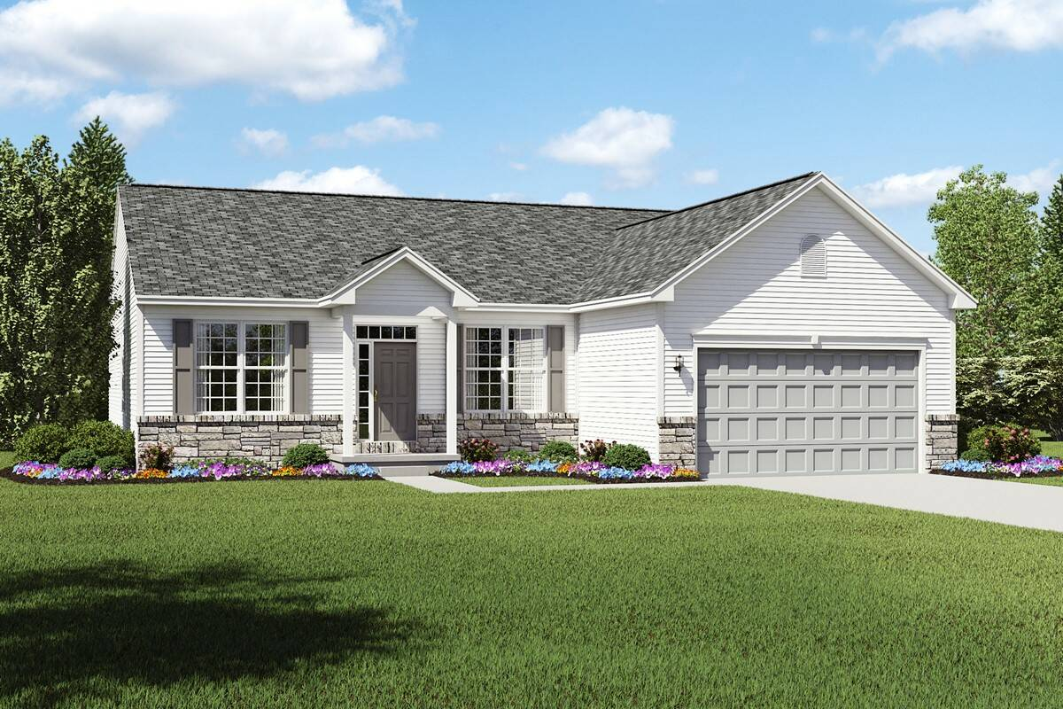 Forest valley madison ii for Madison home builders house plans