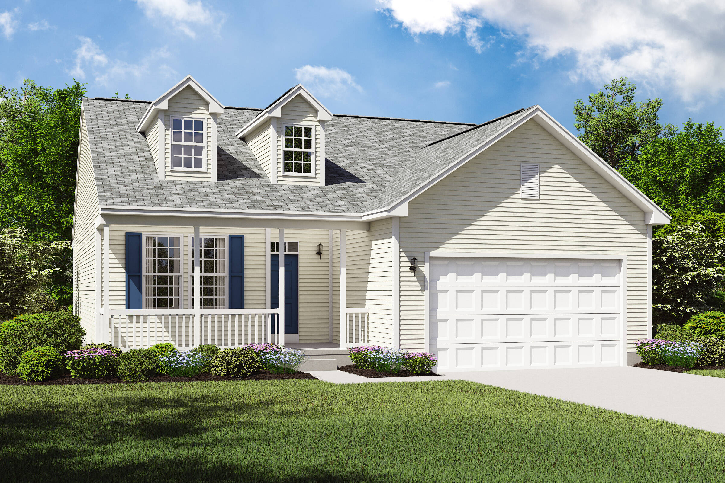 pinacle b new ranch home design cleveland ohio