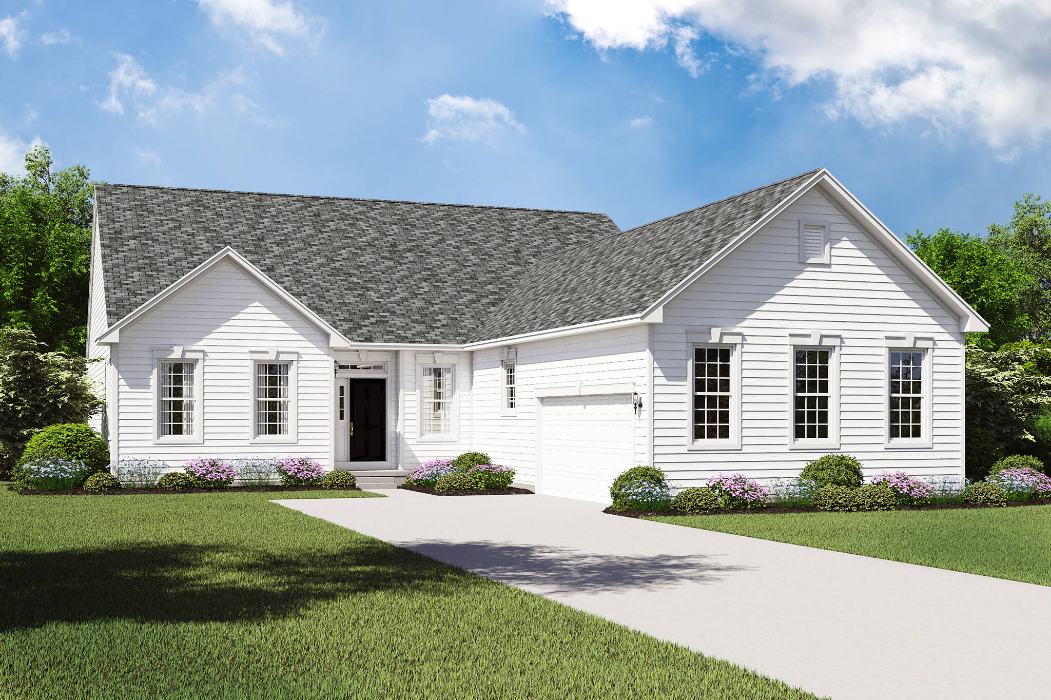 ravenna b preview new homes cleveland ohio