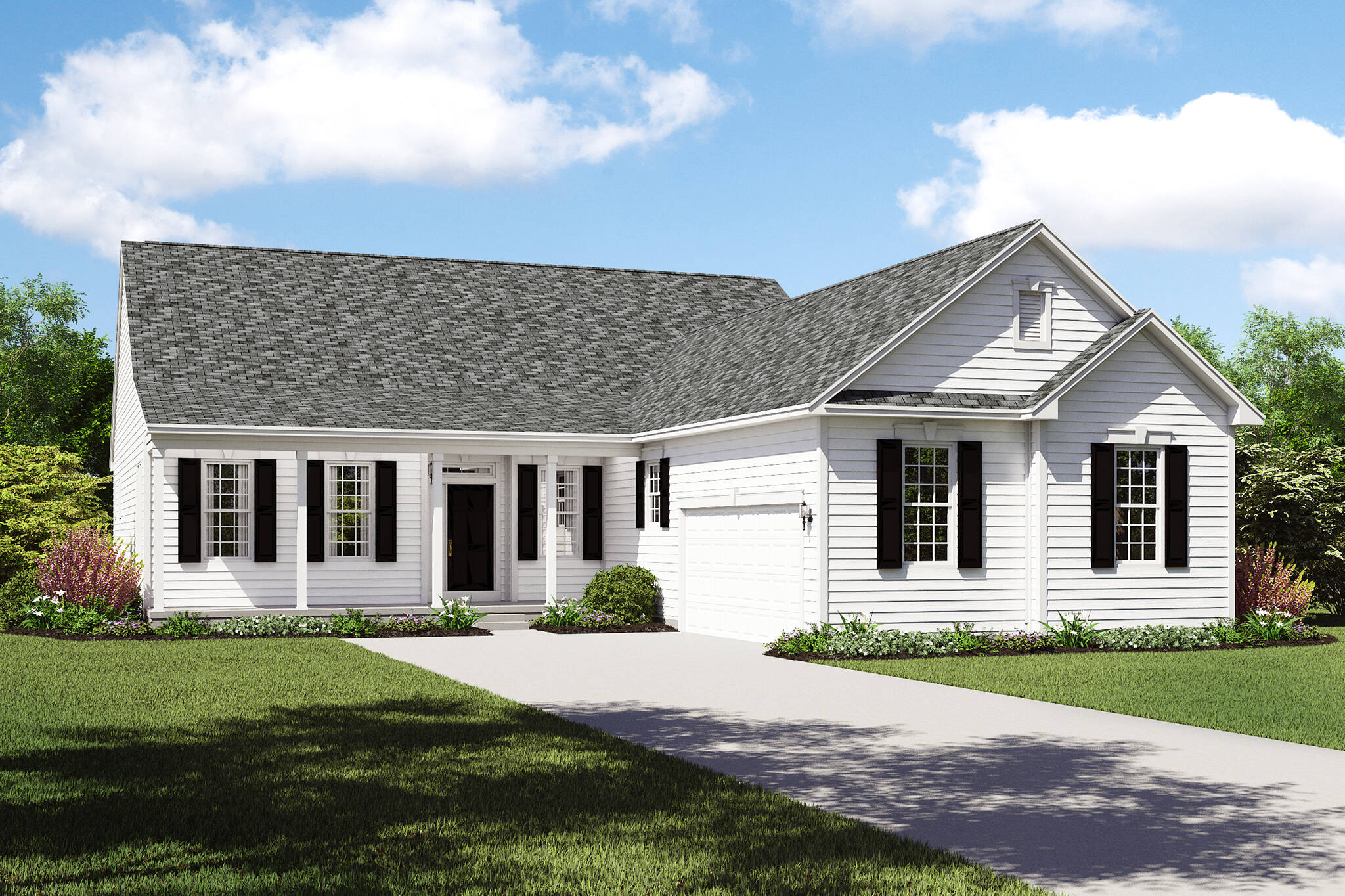 ravenna c preview ranch homes cleveland k hovnanian
