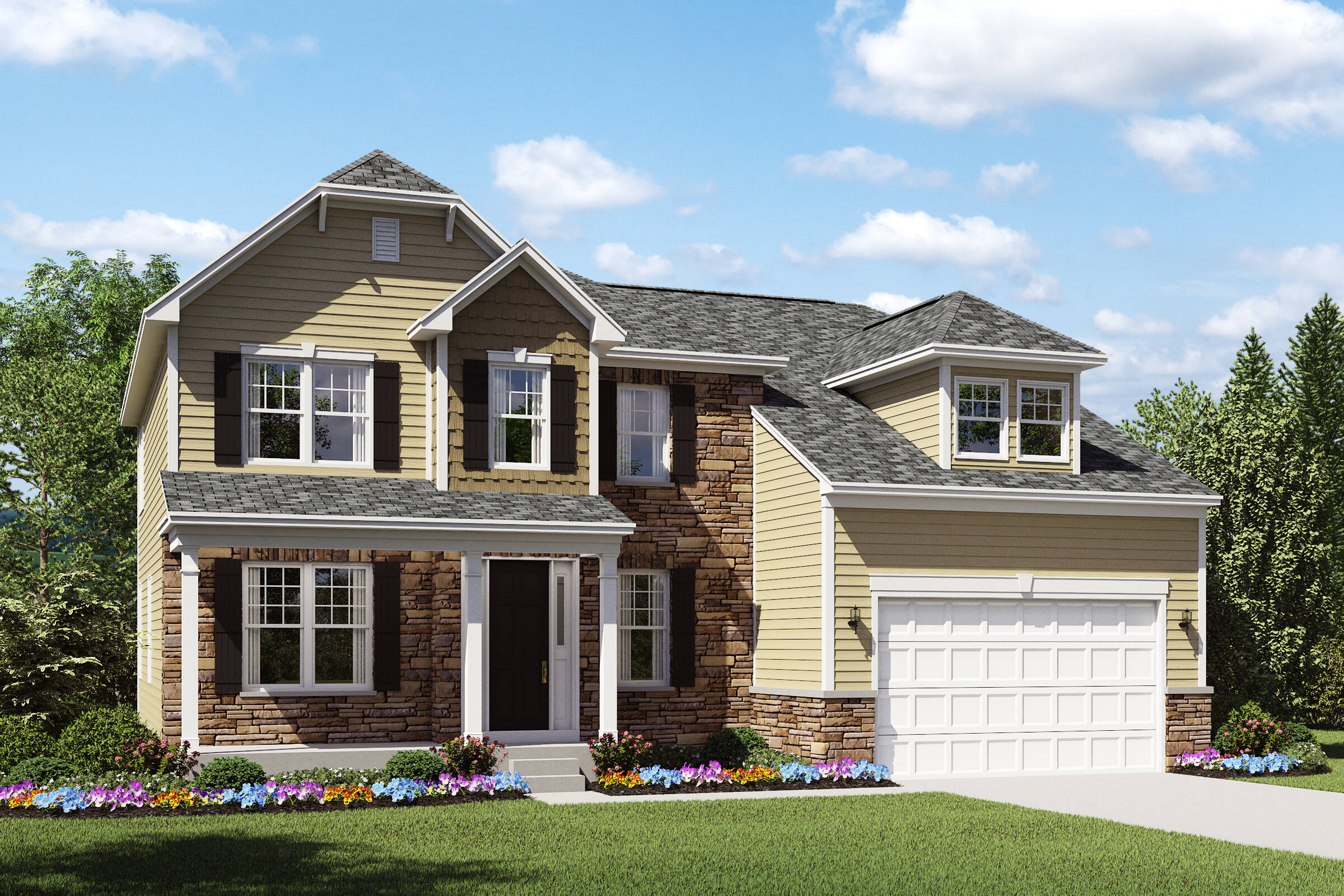 shelton F4T new home designs cleveland