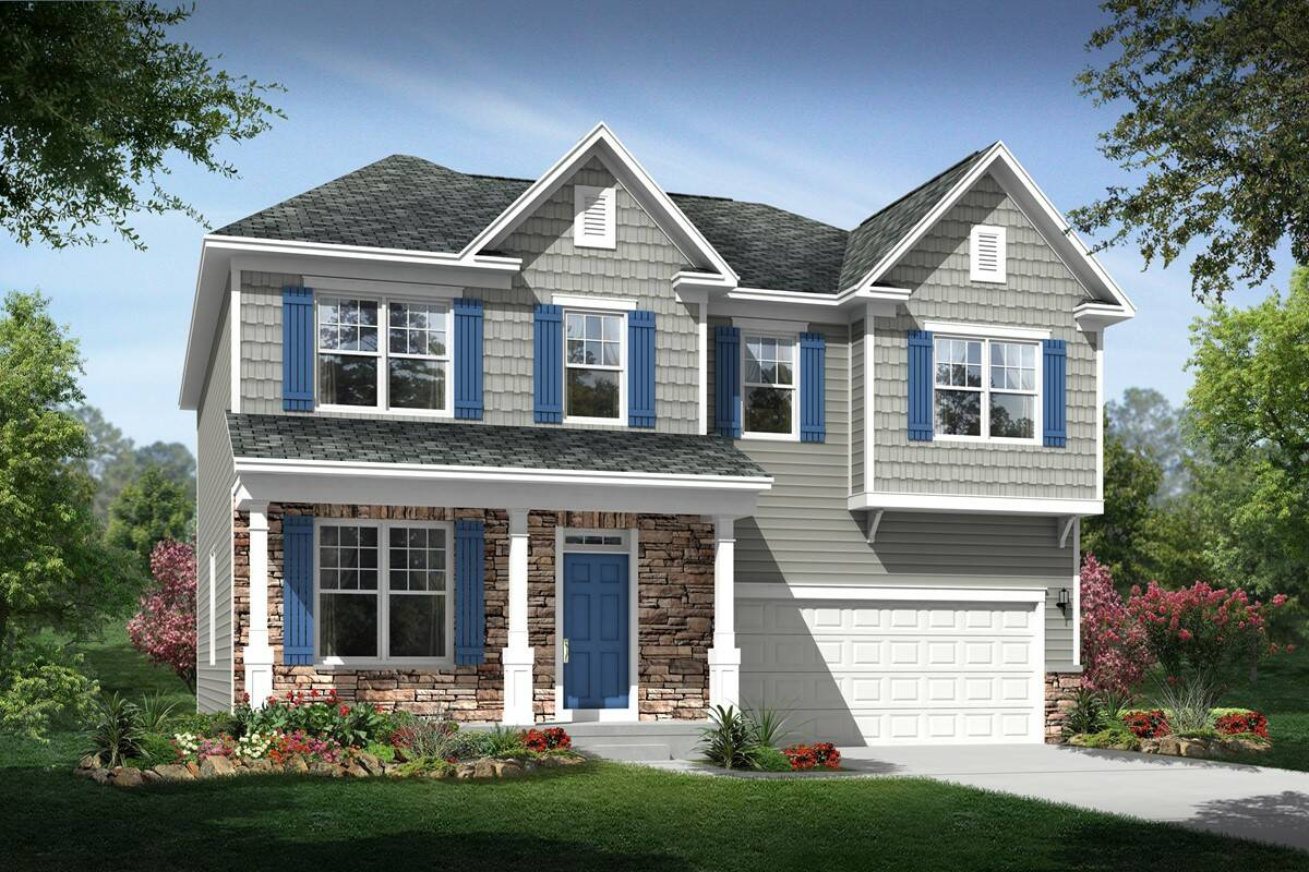 Forest valley new homes in streetsboro oh for New home builders northeast ohio