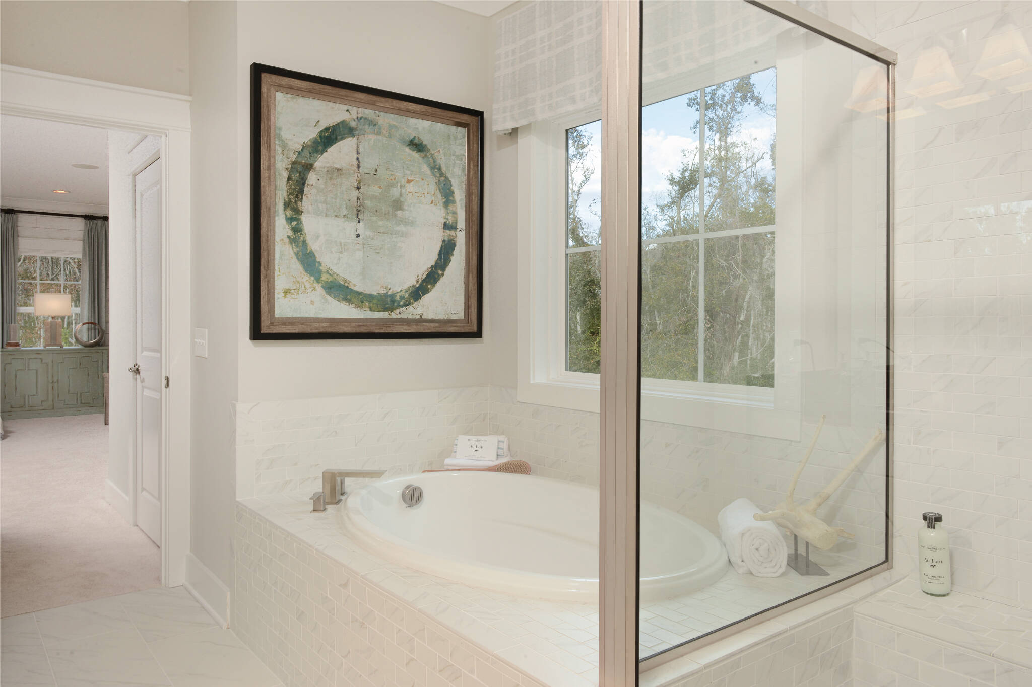owners bath luxury in surfside at magnolia place new townhomes in hilton head island south carolina