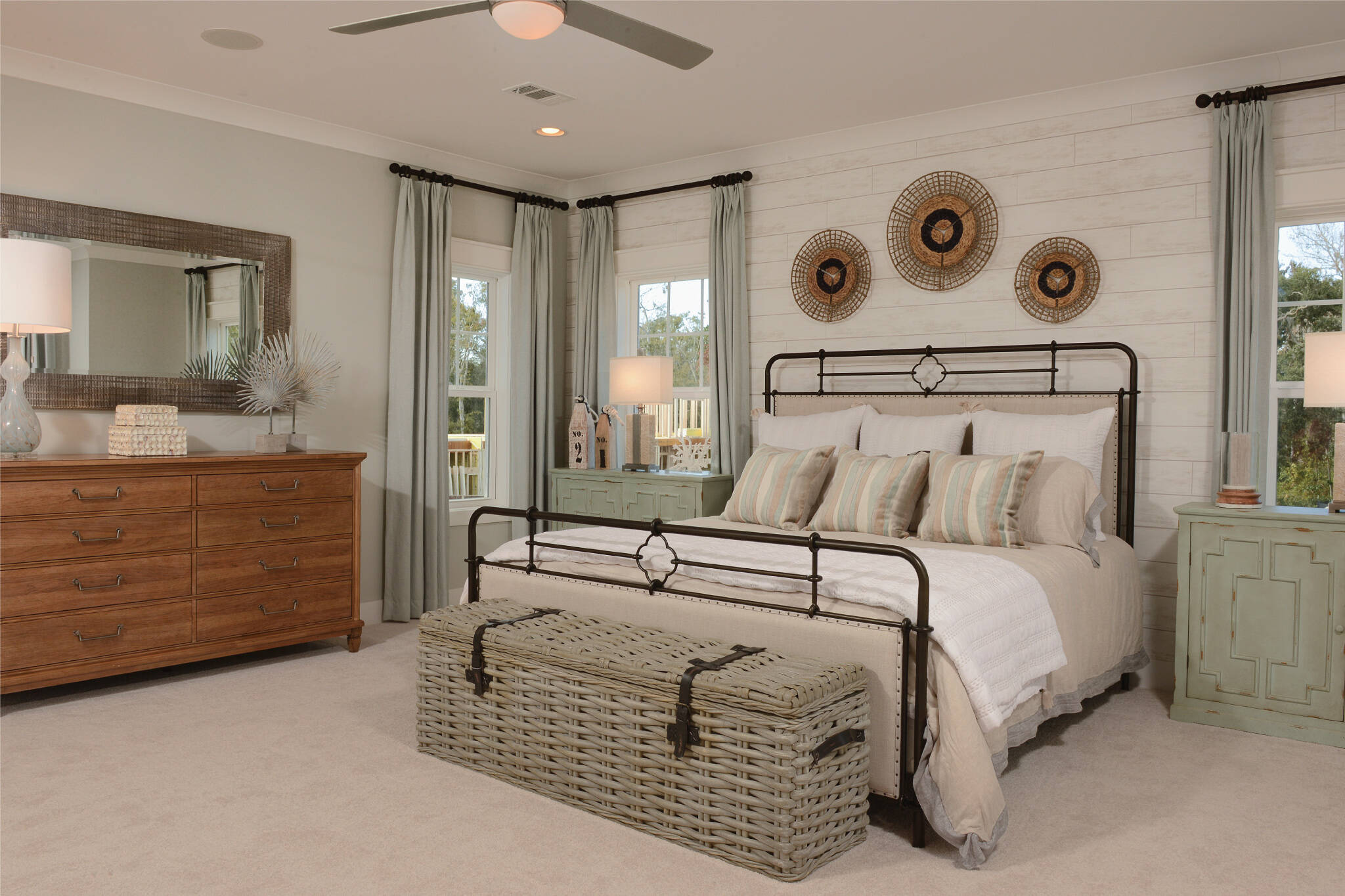 owners suite in surfside at magnolia place new townhomes in hilton head island south carolina