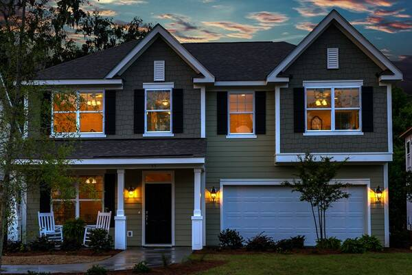 Shell Hall New Homes In Bluffton Sc