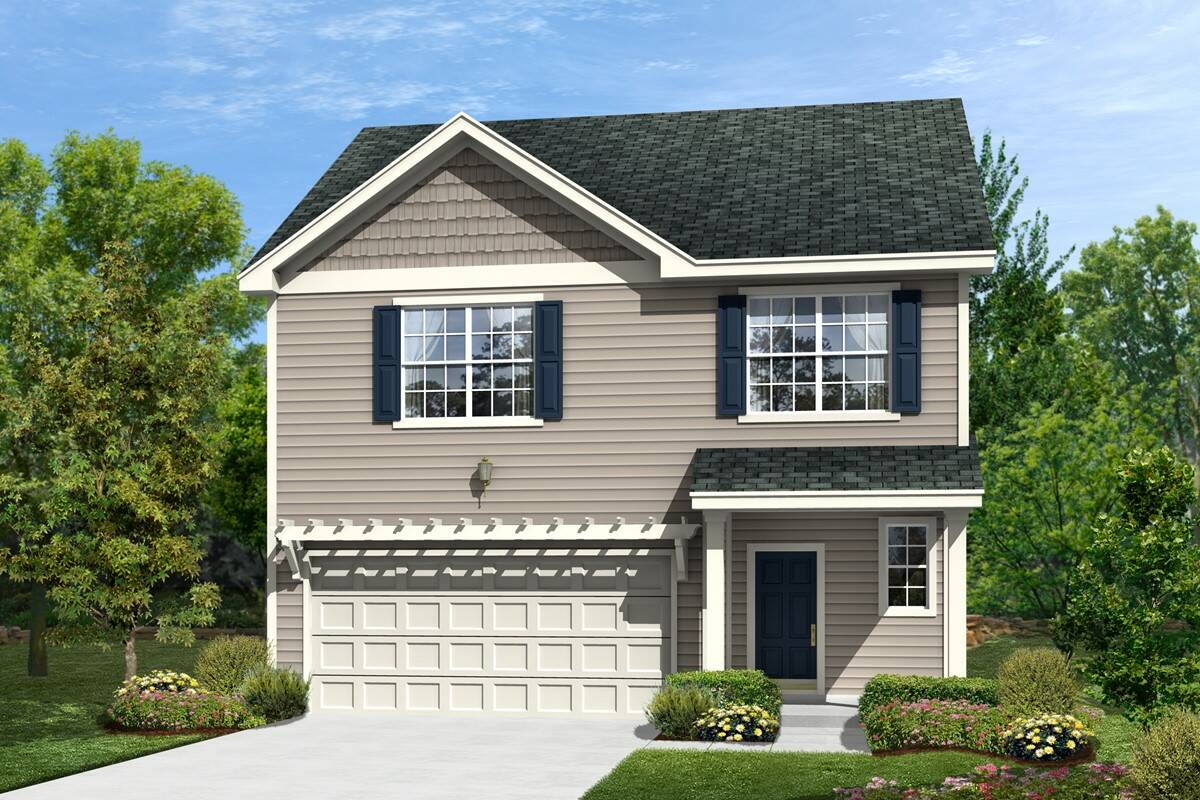 Shell hall new homes in bluffton sc for New source homes