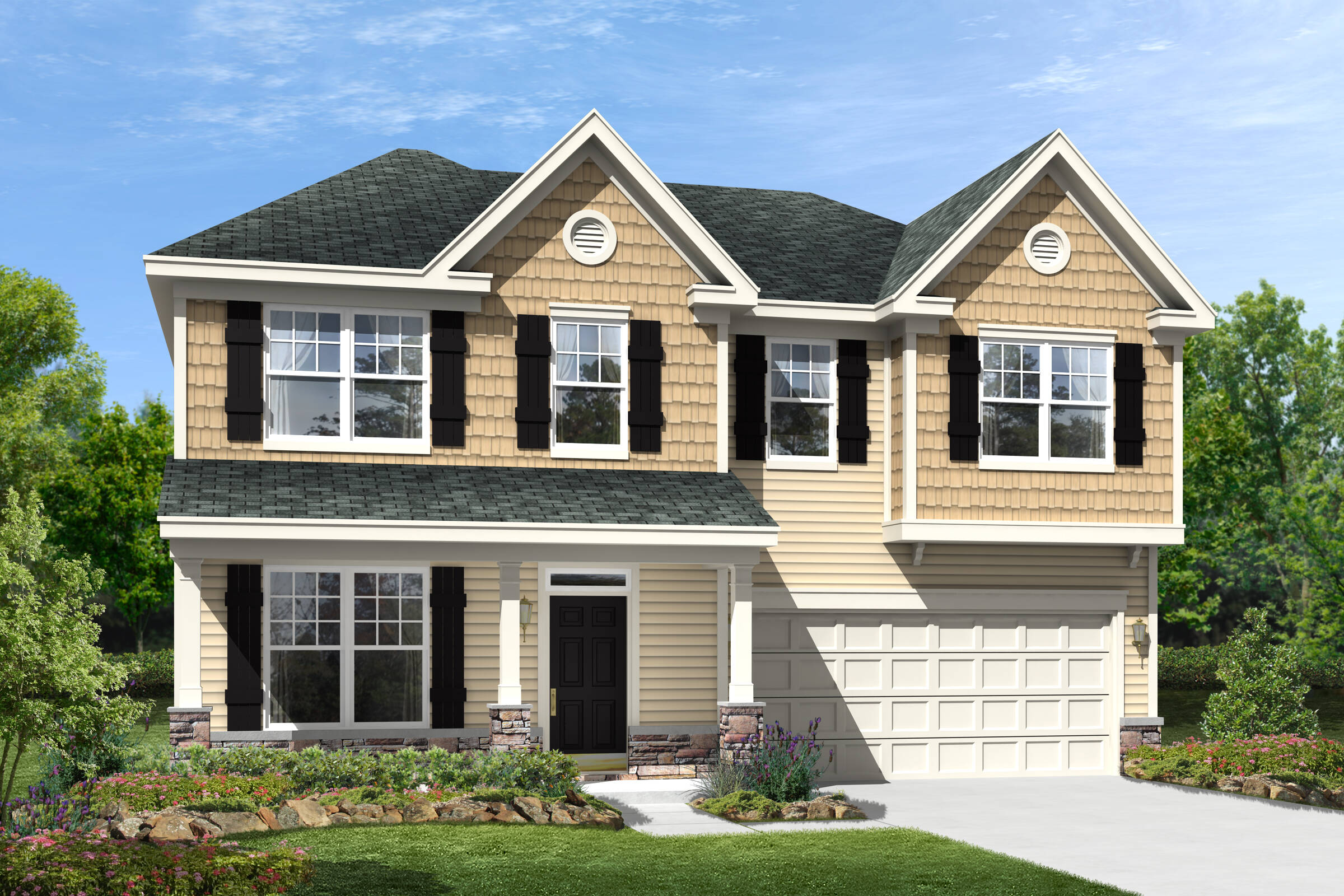 Shell Hall - New Homes In Bluffton, Sc