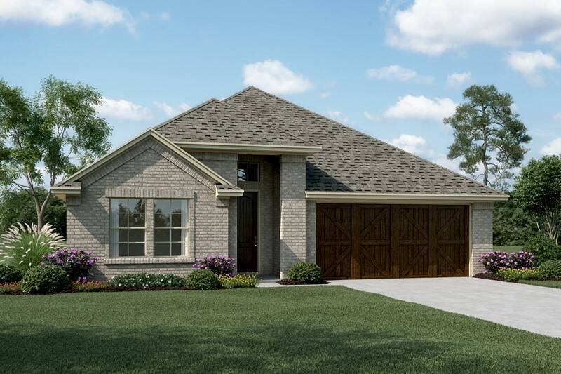 New Homes Under K Dallas