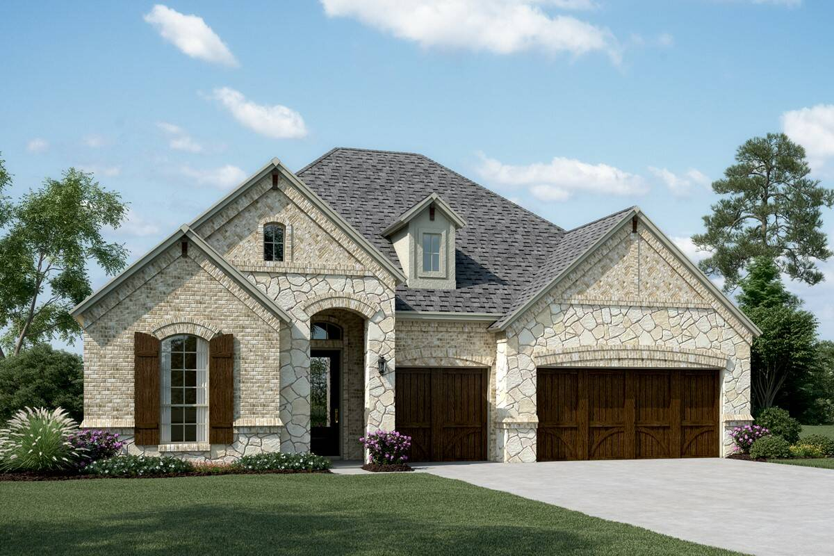 Trailwood cooperfield iii for New home source dfw
