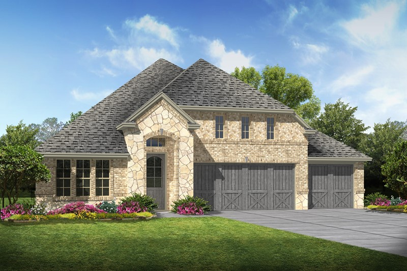 Liberty New Homes In Melissa Tx