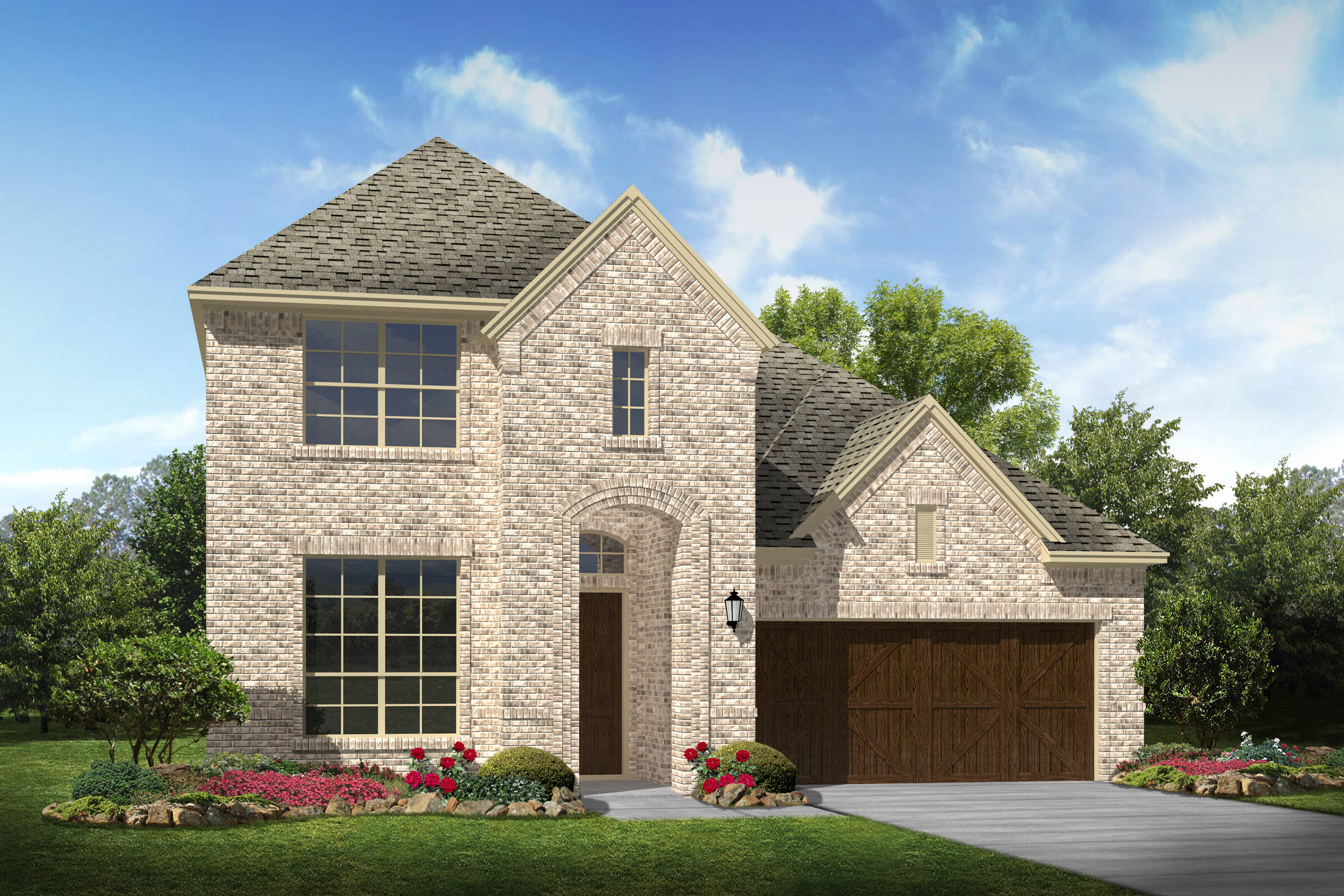 Fairfield II A new homes Irving Texas