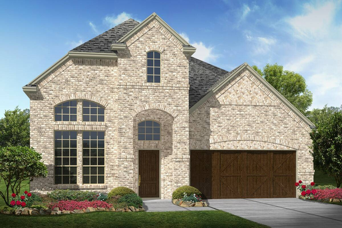 Glade parks langston for New home source dfw
