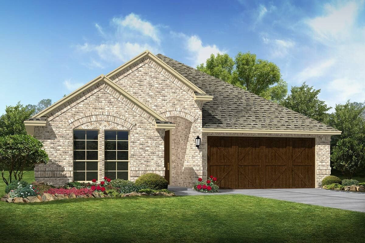 Light farms sage new homes in celina tx for Laredo home builders