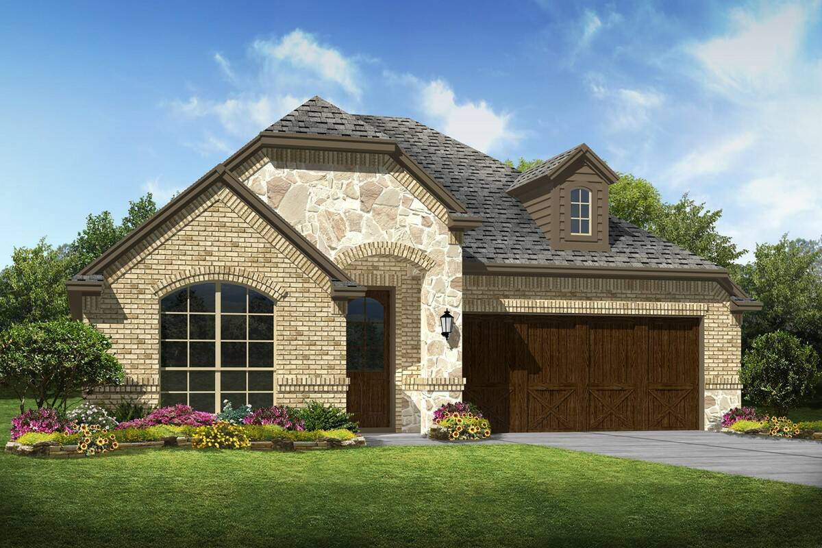 Light farms sage new homes in celina tx for New home source dfw