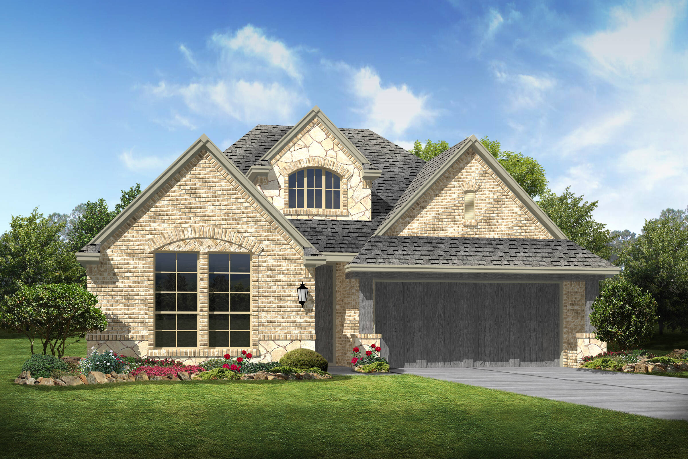 Lorimar d stone new homes dallas texas
