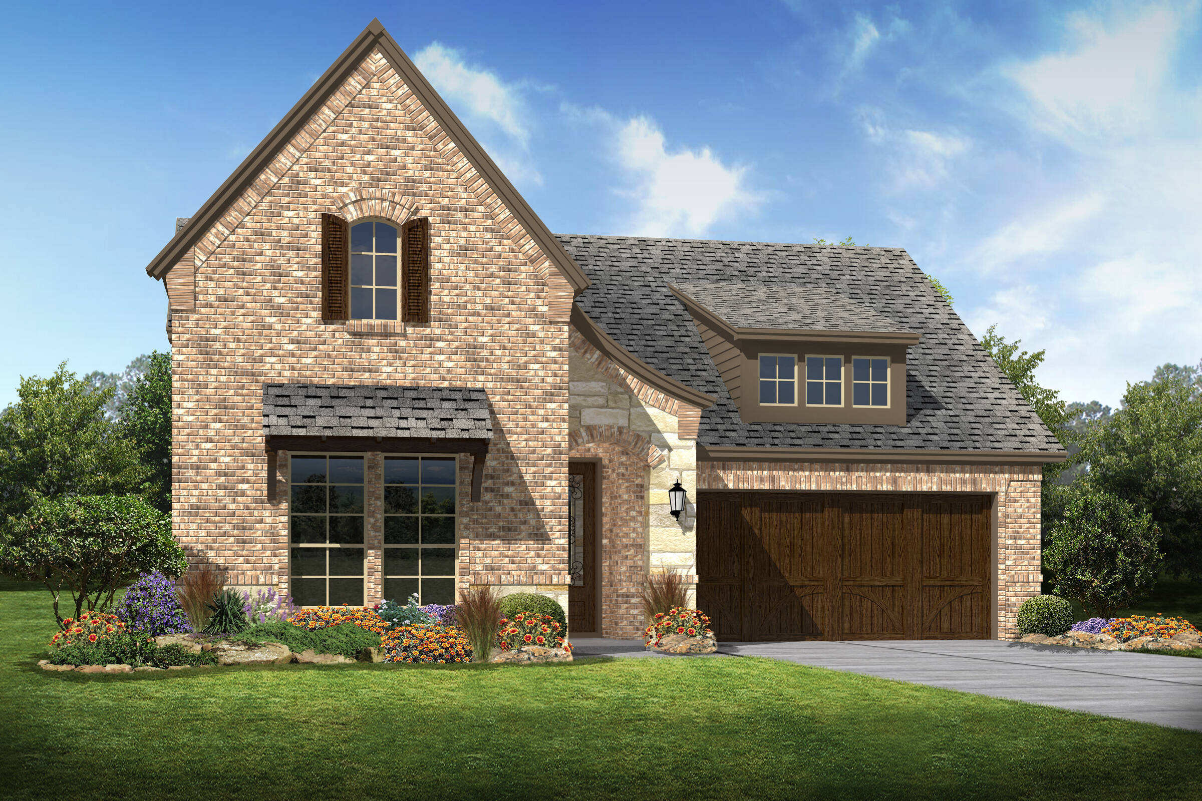 Lorimar e stone new homes dallas texas