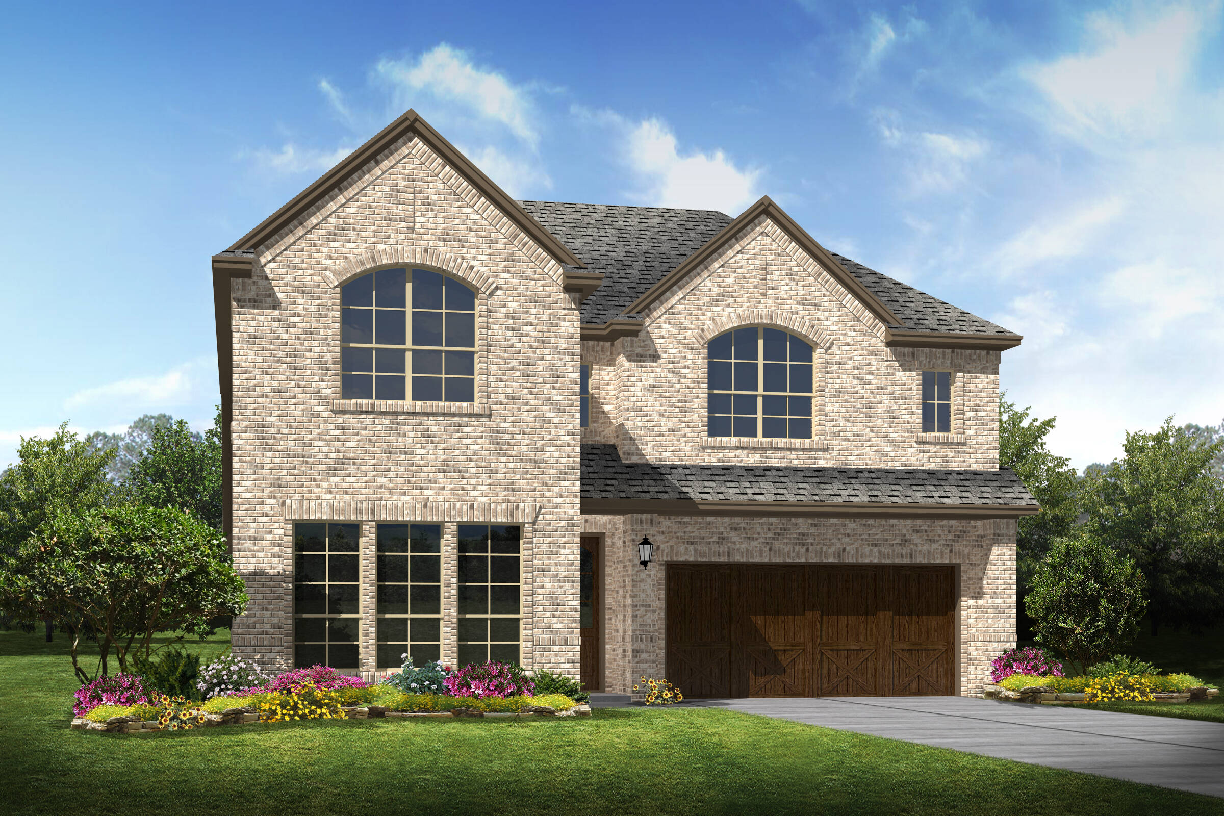 Lynbrook c new homes dallas texas