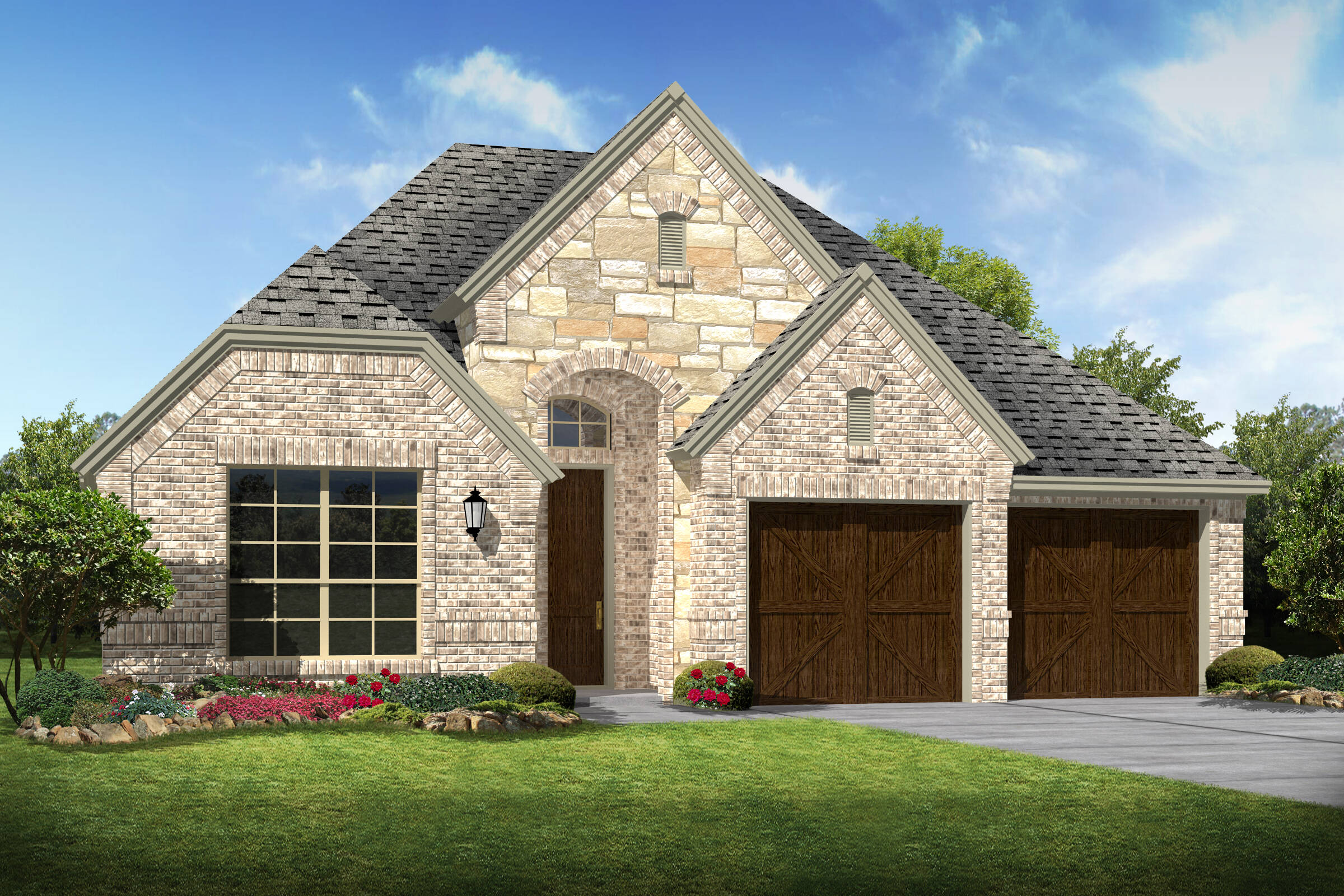 Lynnwood d stone new homes dallas texas