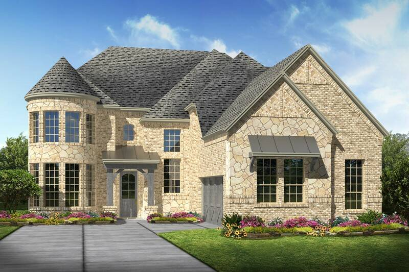 Heron pond new homes in colleyville tx for New home sources
