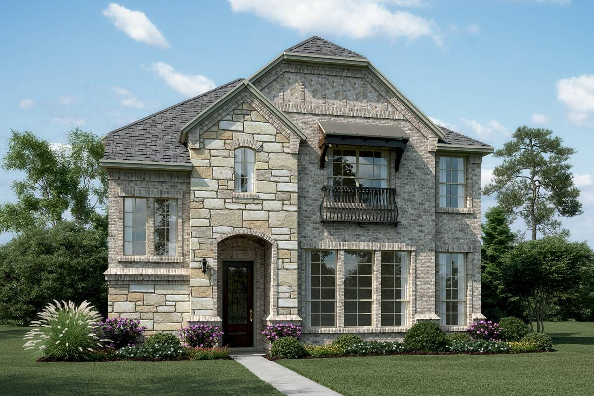 Palisades new homes in richardson tx for New home source dfw