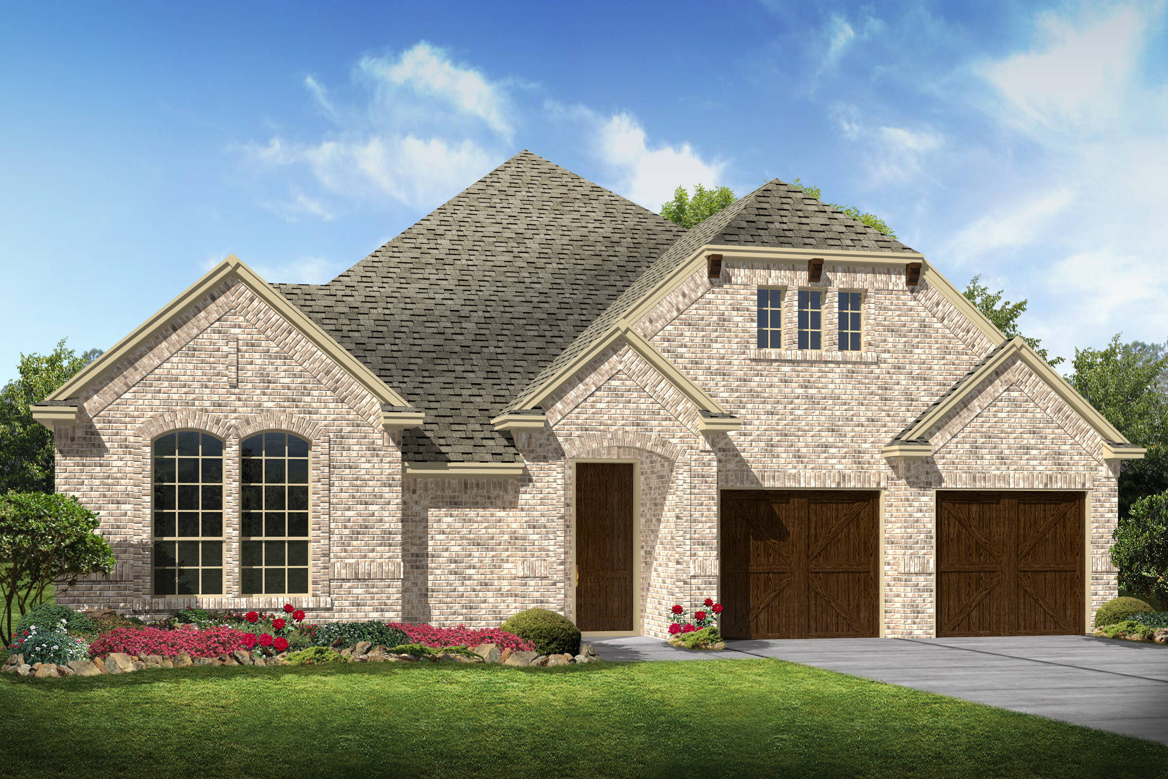 Southport XIII A new homes frisco tx