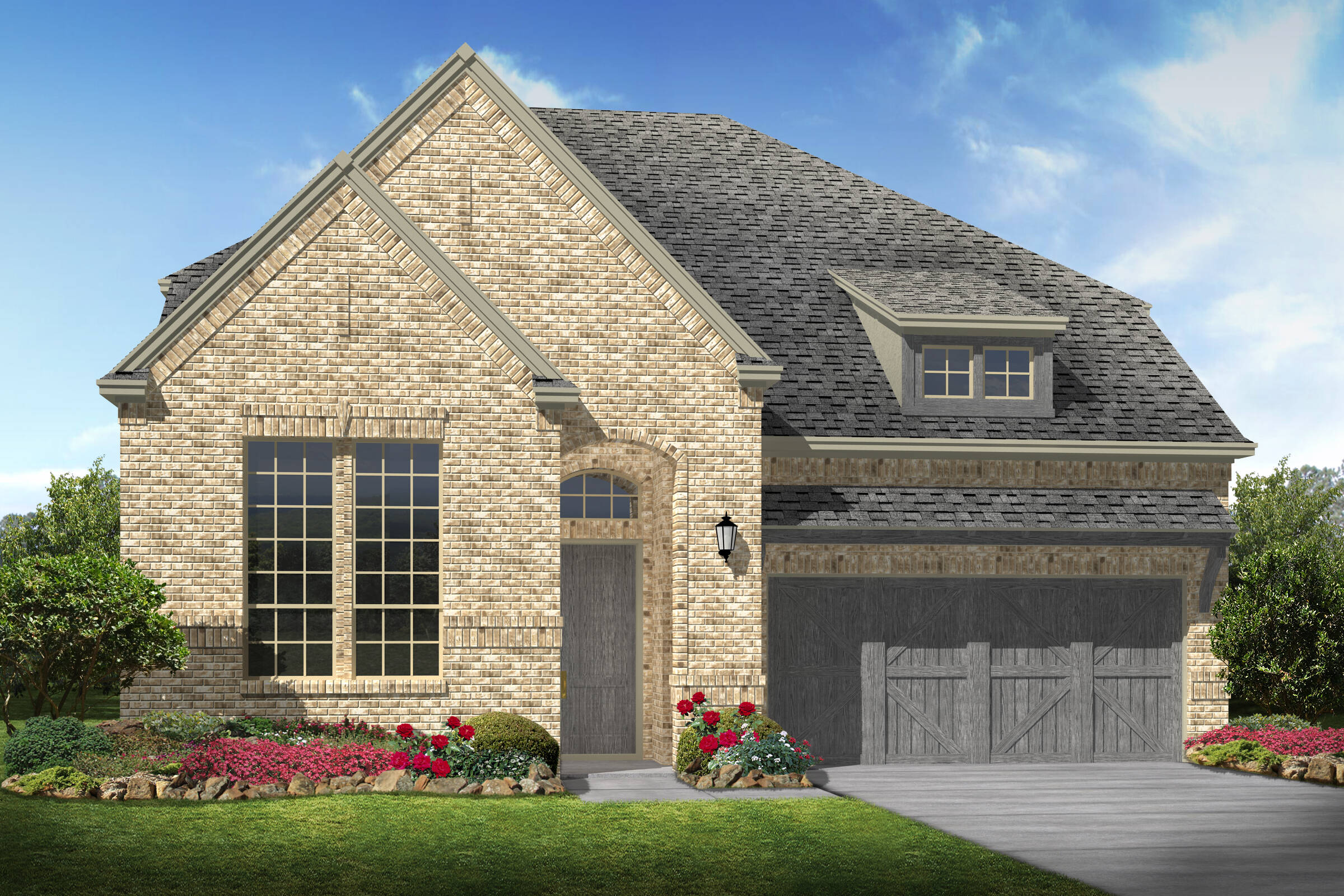 Stonebriar III A new homes Irving Texas