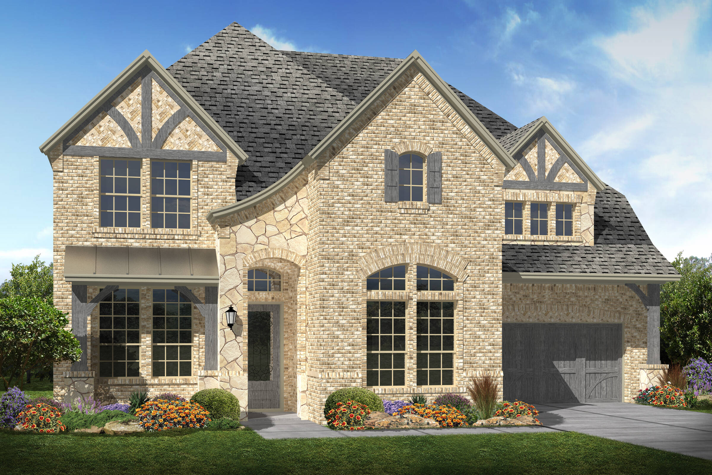 Stonebridge V B new homes frisco tx