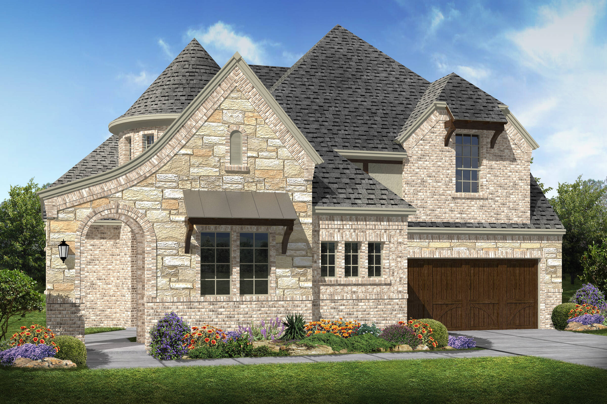 Timberglen IV B new homes frisco tx