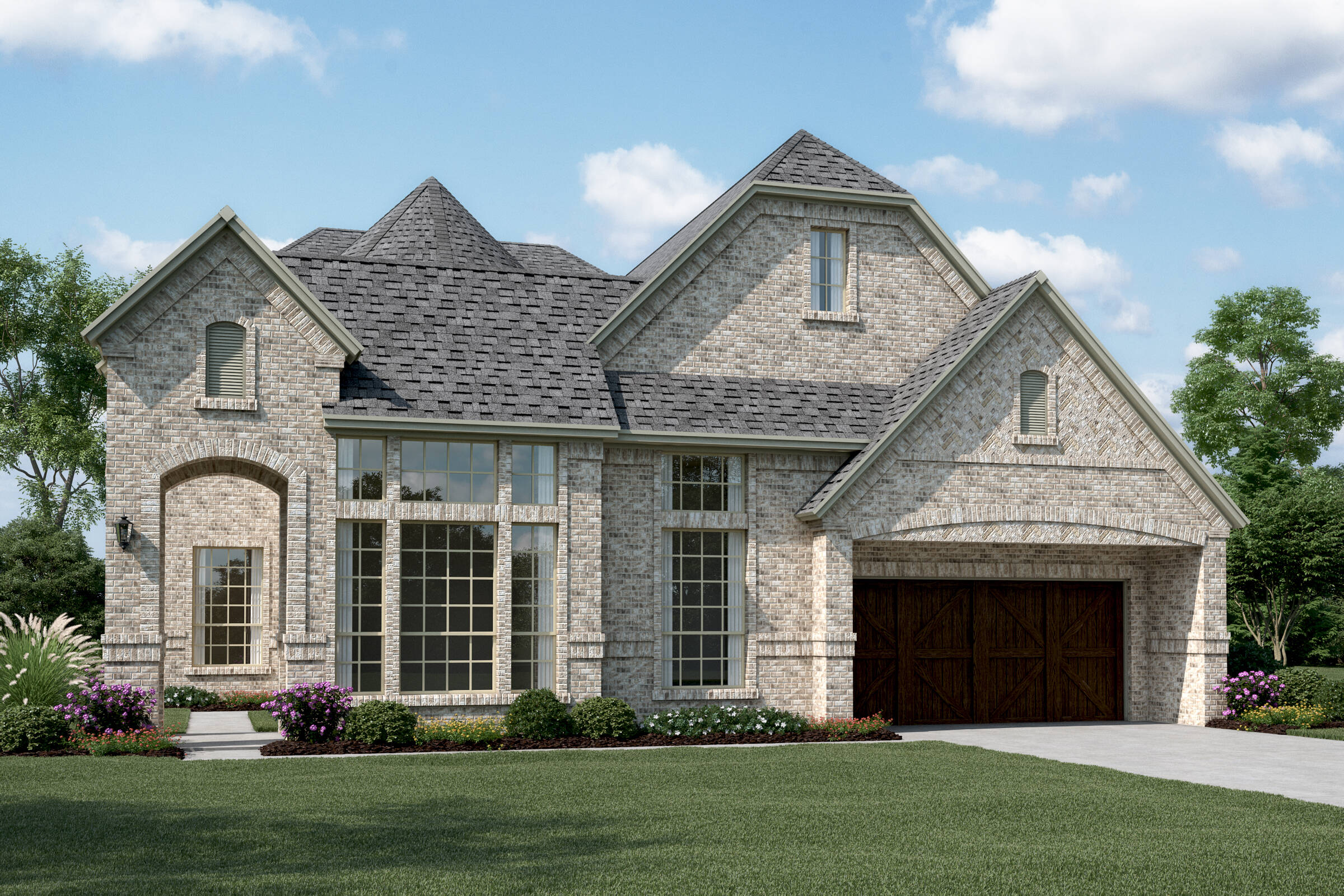 Westlake VI A new homes frisco tx