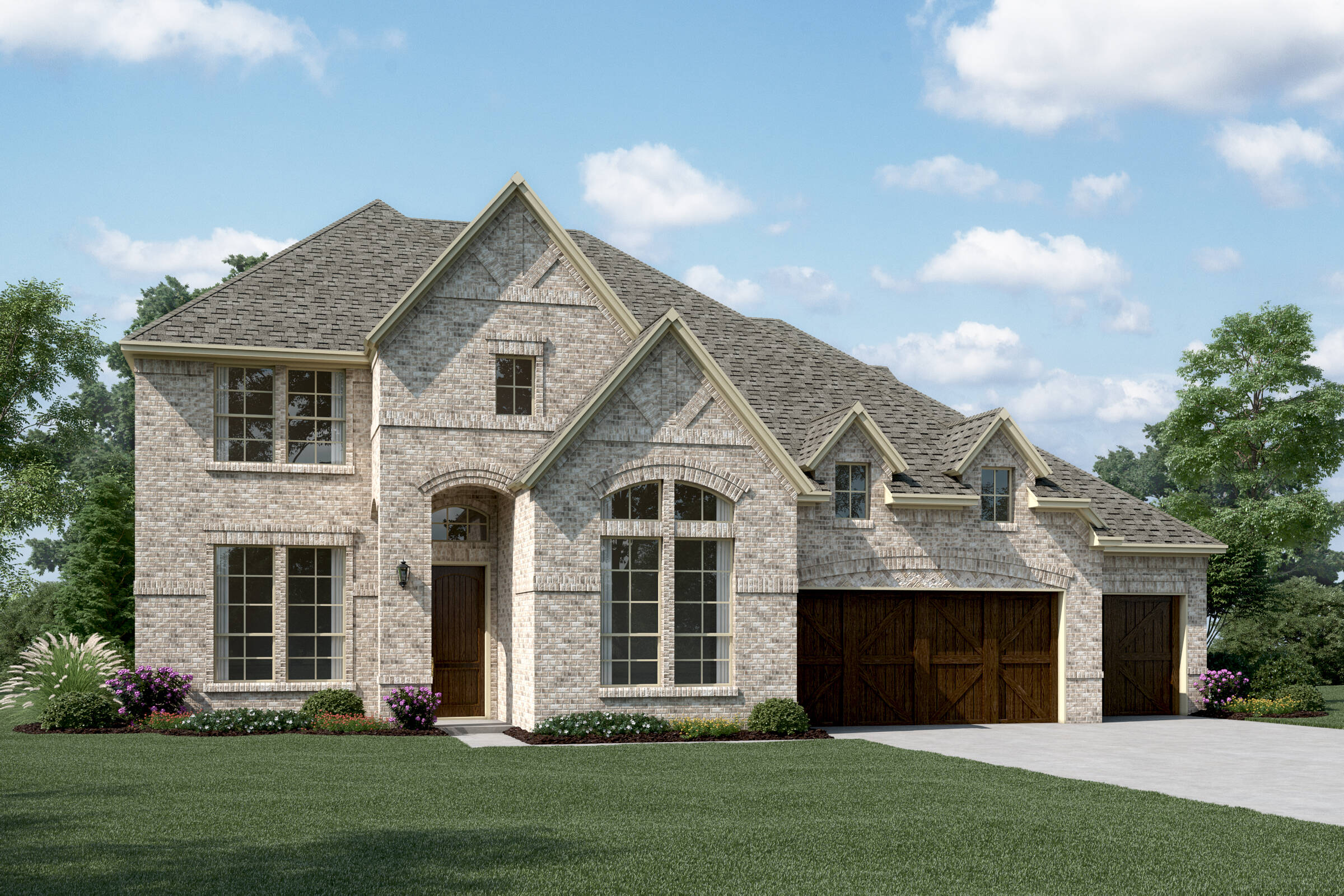 Westover XIII A New Homes Dallas Texas