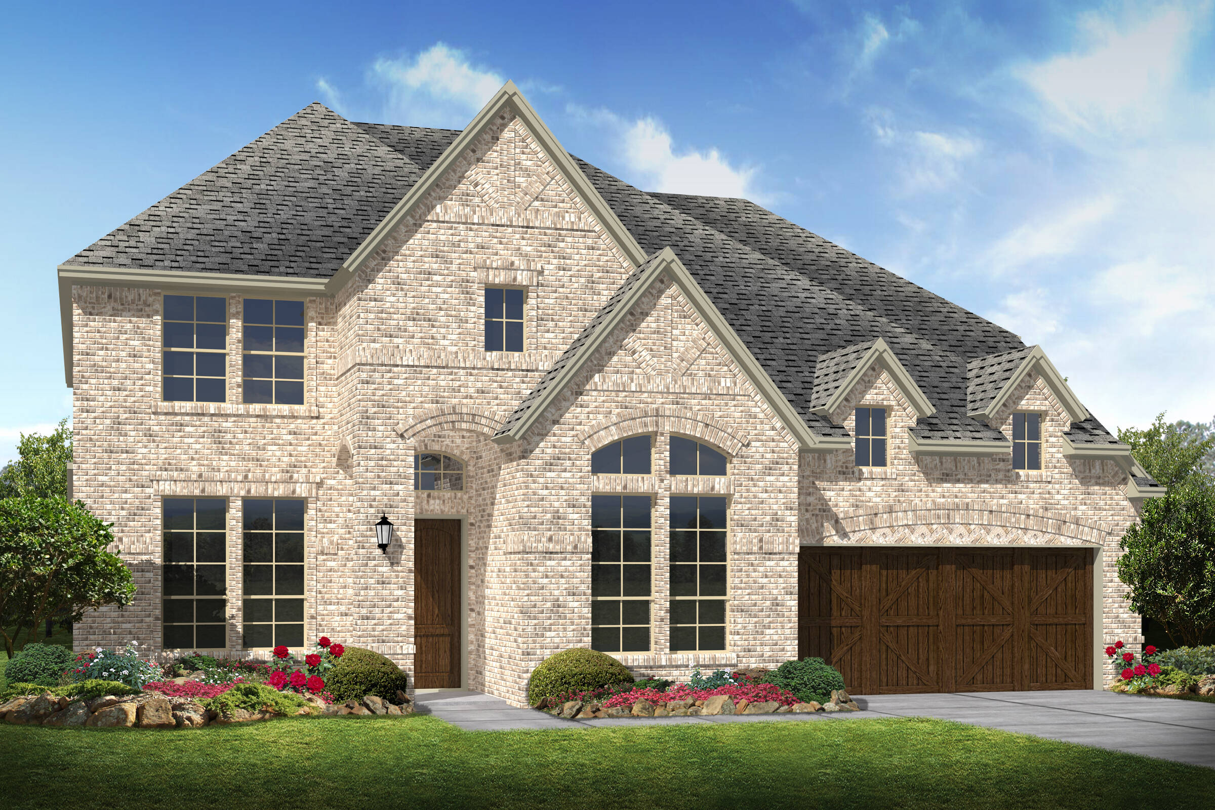 Westover IX A new homes frisco tx
