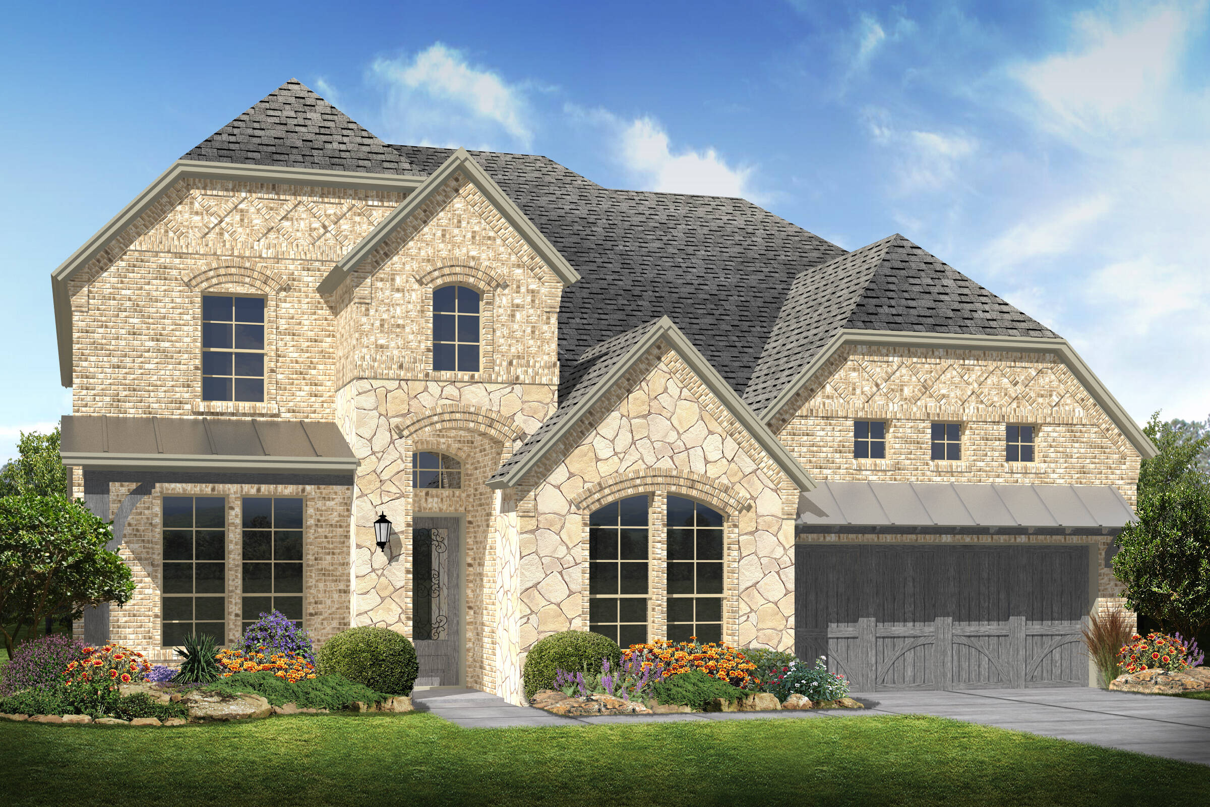 Westover IX B new homes frisco tx