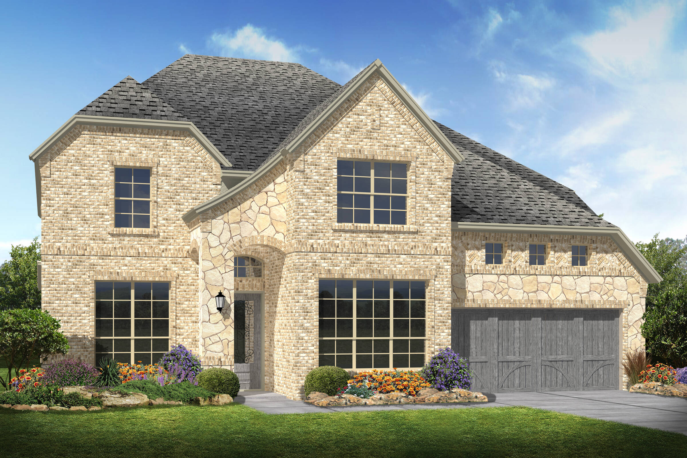 WestoverX B new homes frisco tx