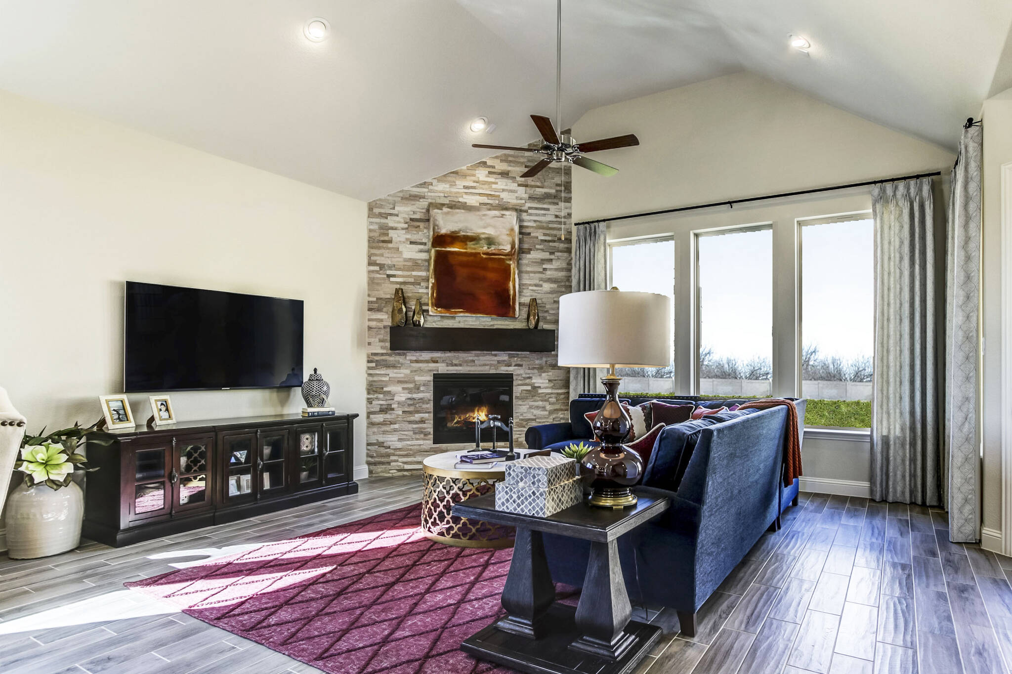 2069 Remington_Davison_Villas at Mustang Park_MODEL 2048x1364 018_family room