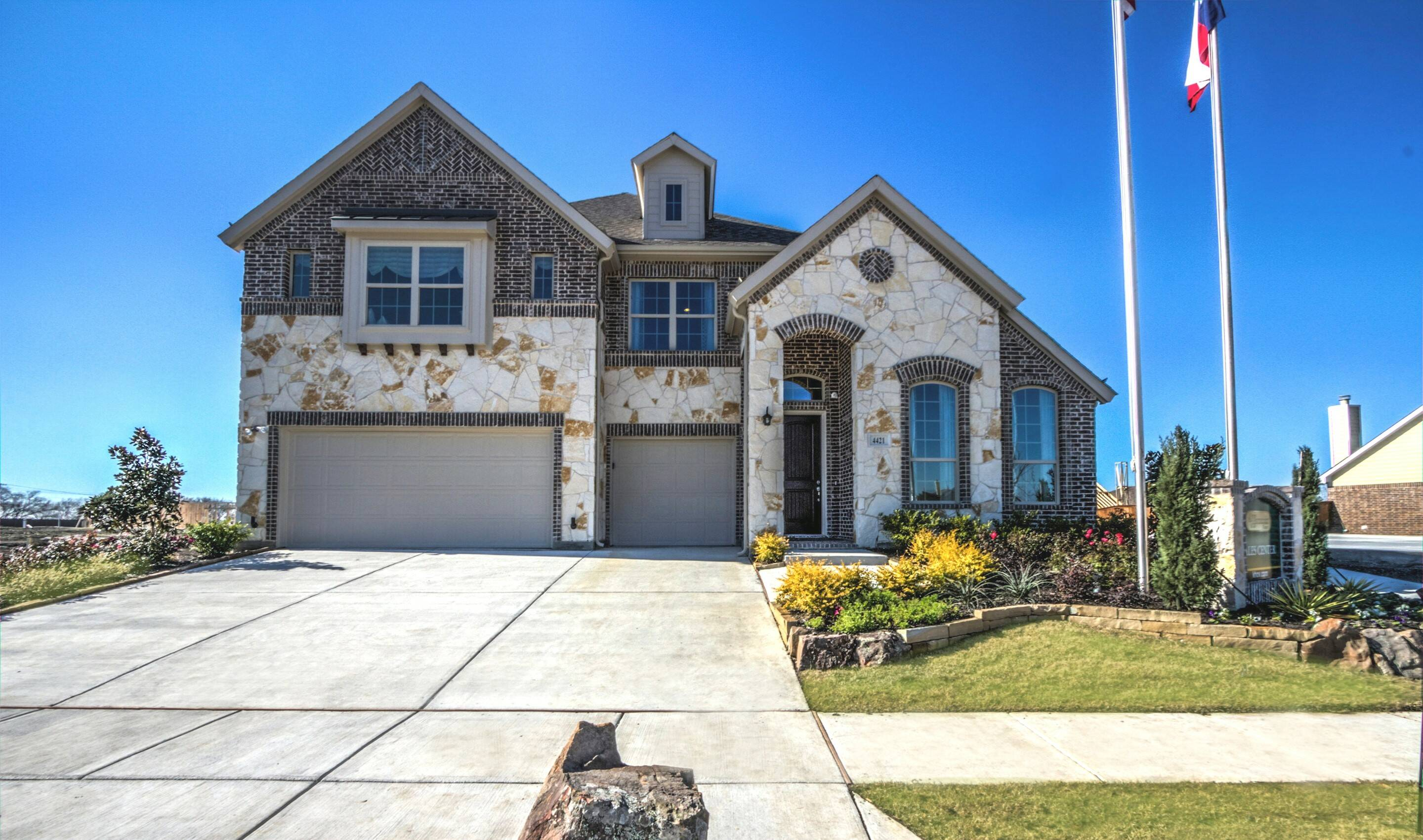 Light Farms Cypress New Homes in Celina TX