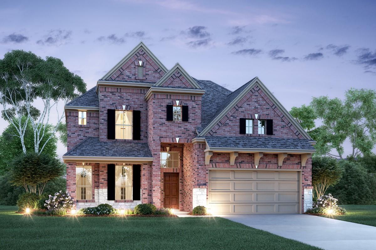 New Build Homes Humble Tx
