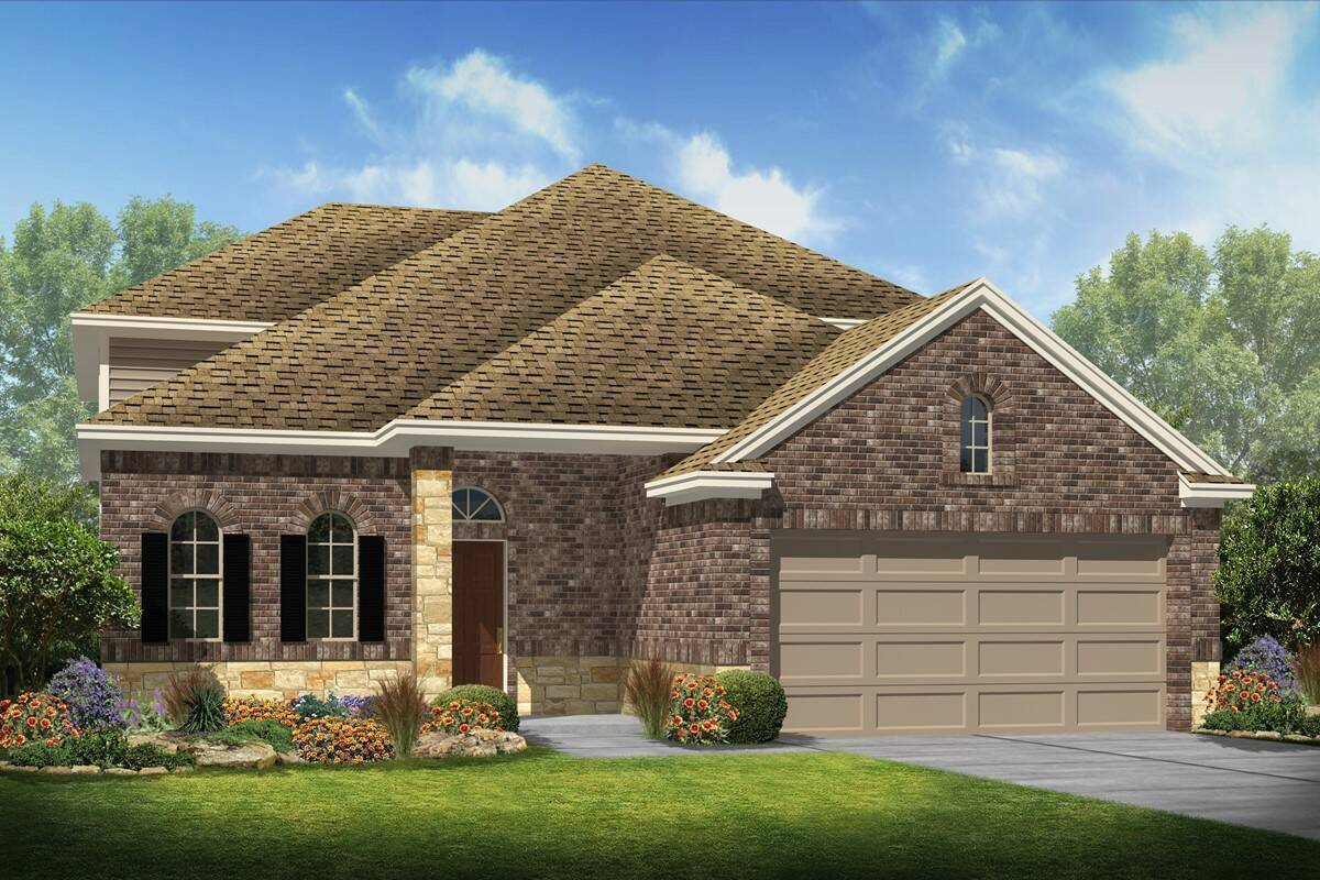 Westwood new homes in league city tx for Calloway homes