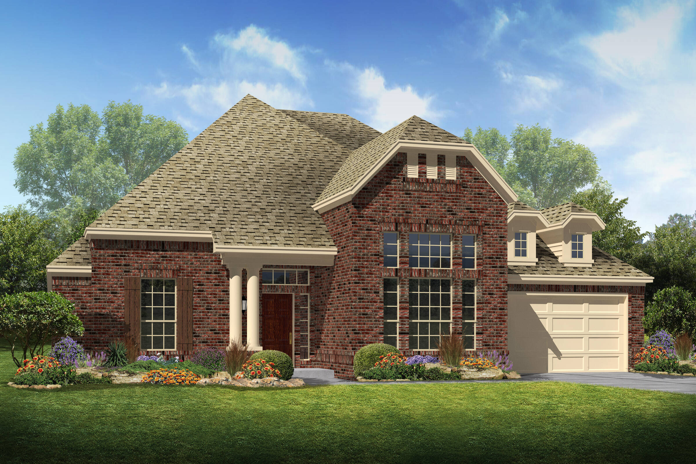 fieldstone 65 u0027 homesites new homes in richmond tx