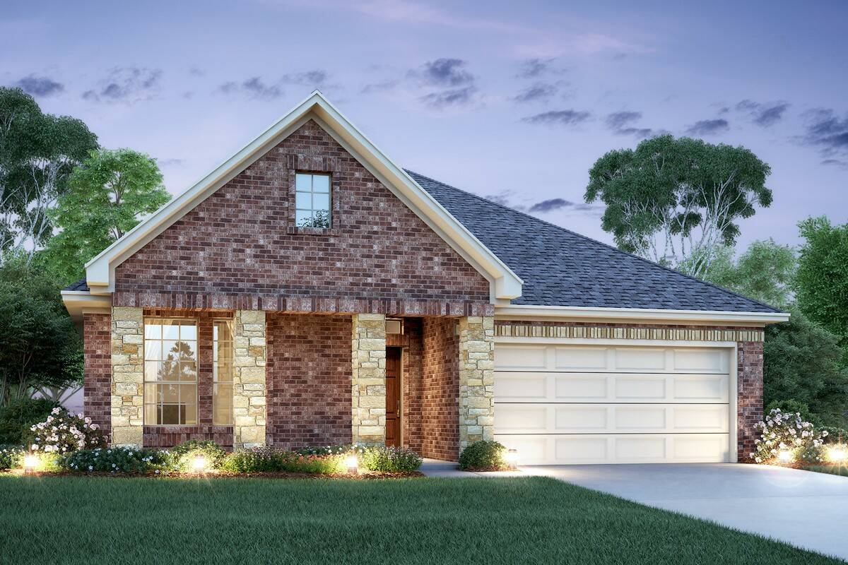 Westwood new homes in league city tx for Juniper house