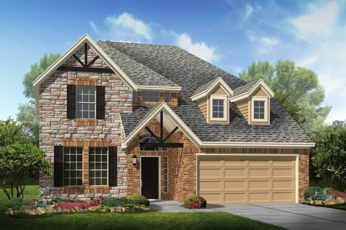 Orchard glen new homes in pearland tx for New home sources